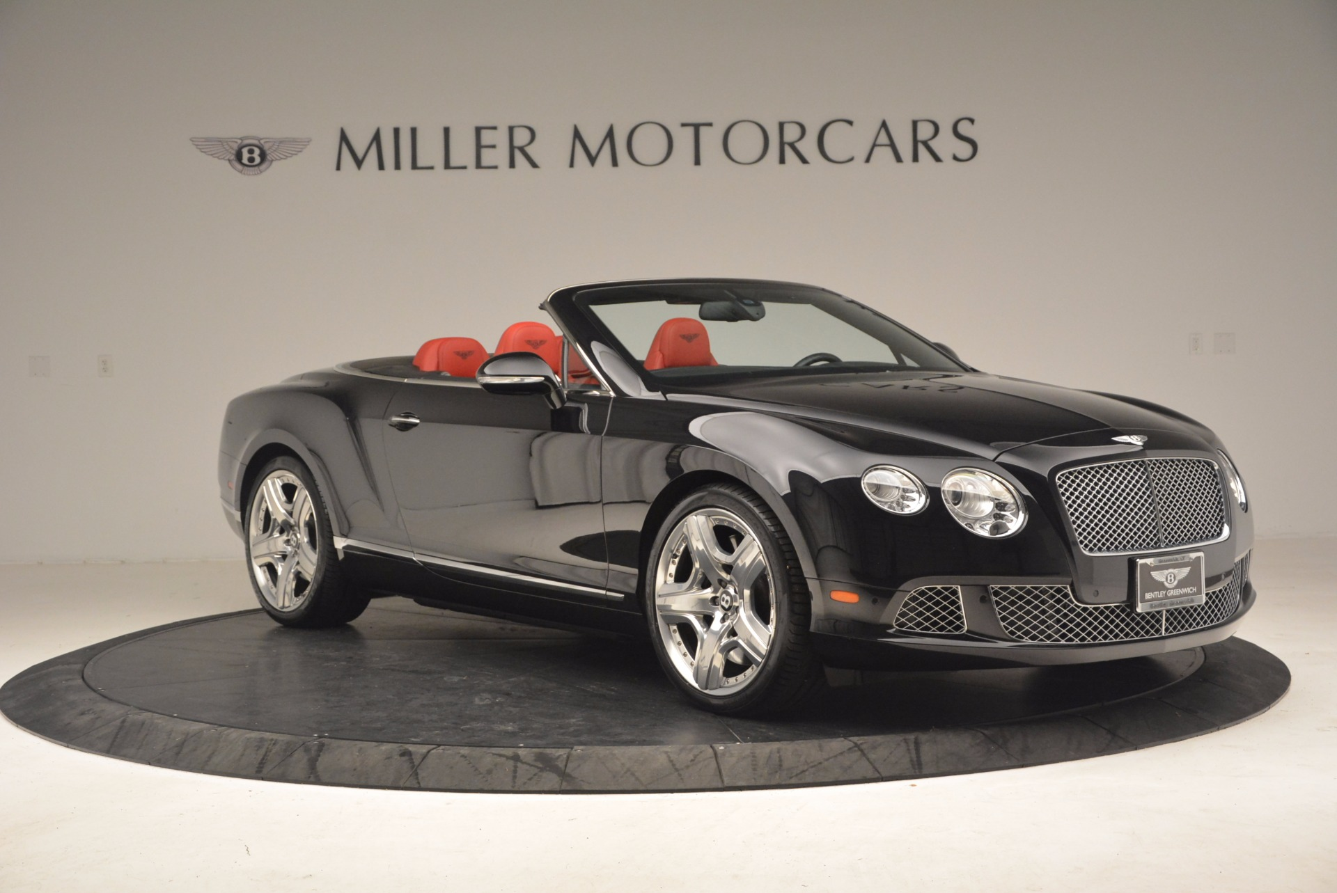 Used 2012 Bentley Continental GT W12 Convertible   Greenwich, CT