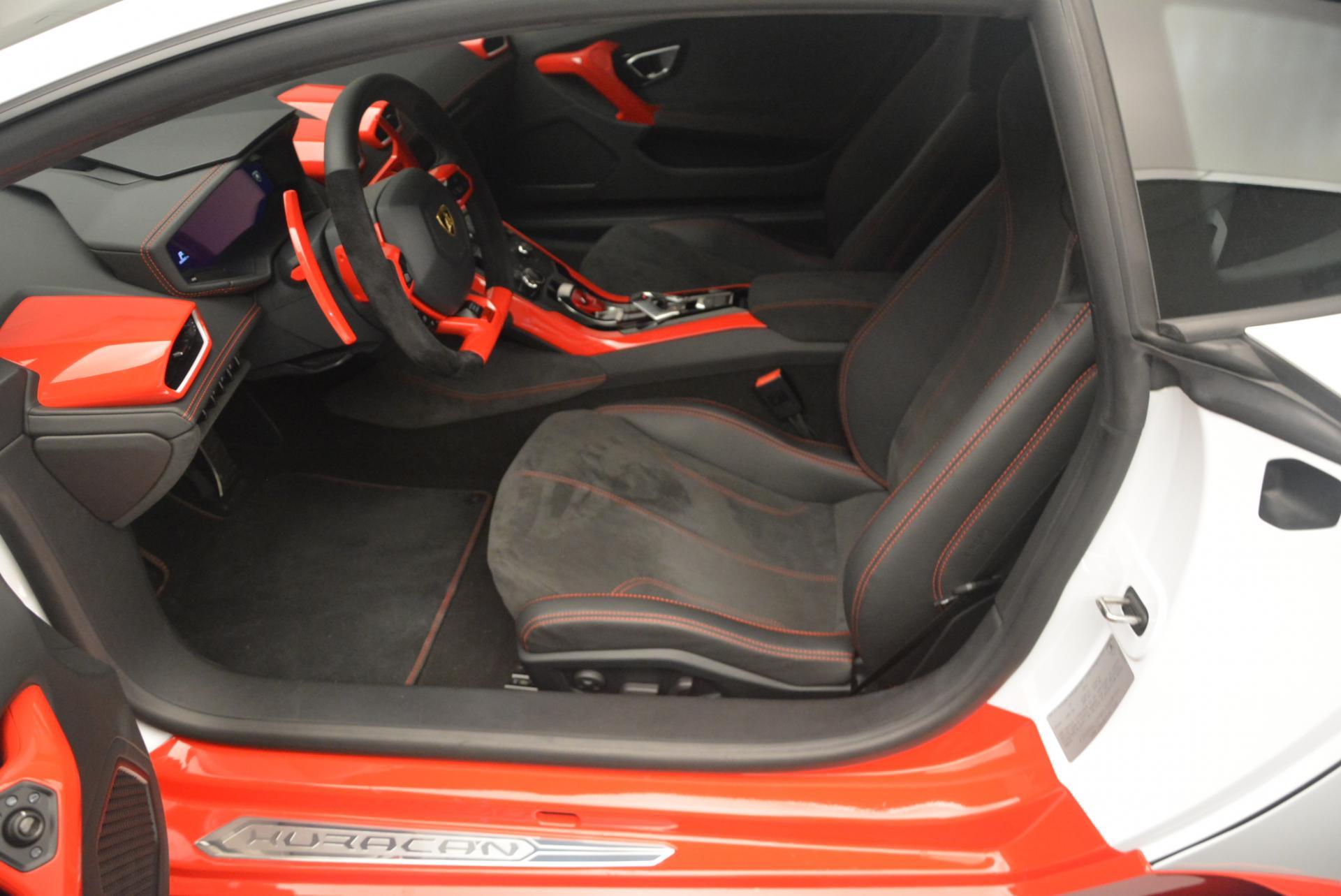 Used 2015 Lamborghini Huracan LP610-4 | Greenwich, CT