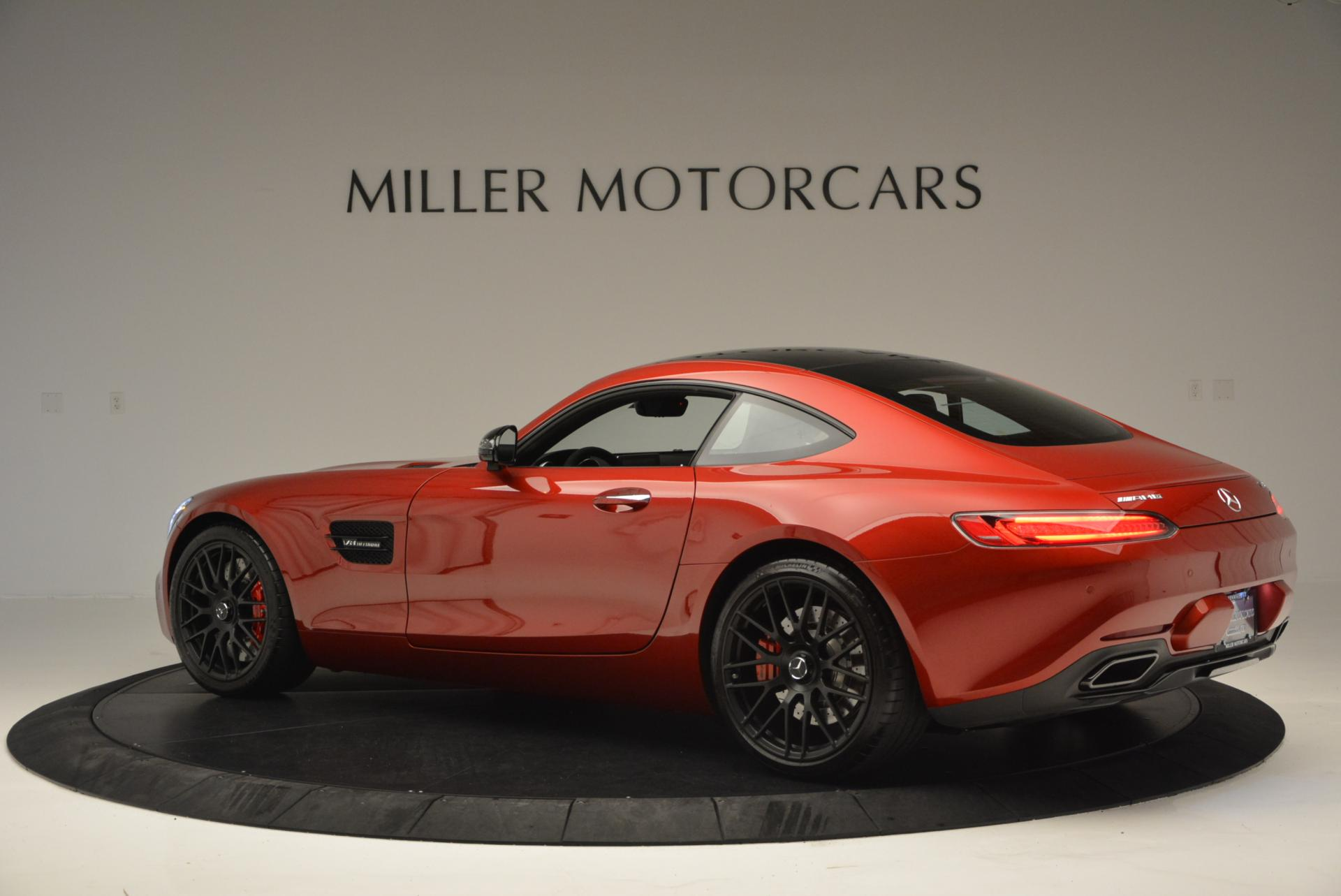 Used 2016 Mercedes Benz AMG GT S S | Greenwich, CT