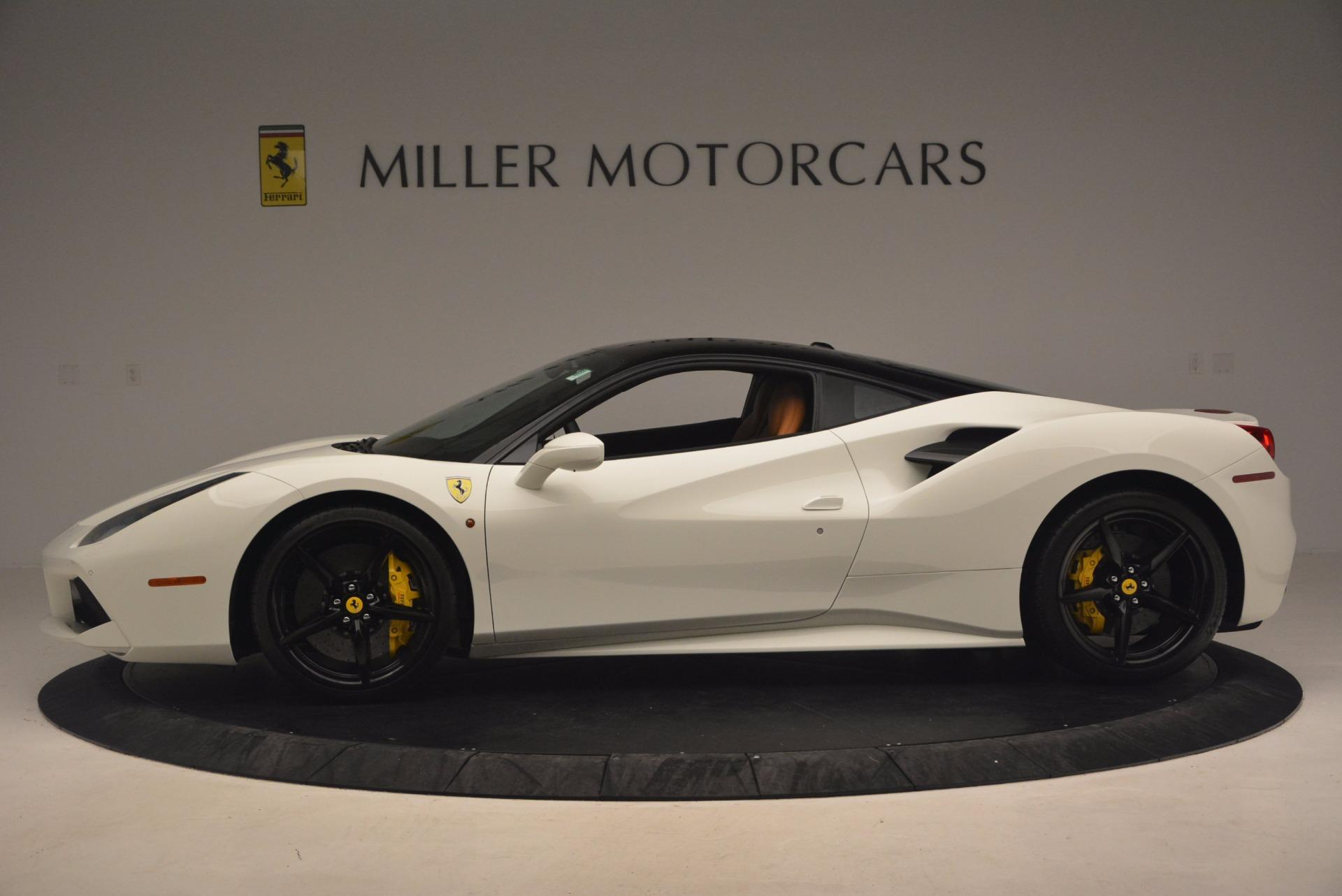 Used 2016 Ferrari 488 GTB  | Greenwich, CT