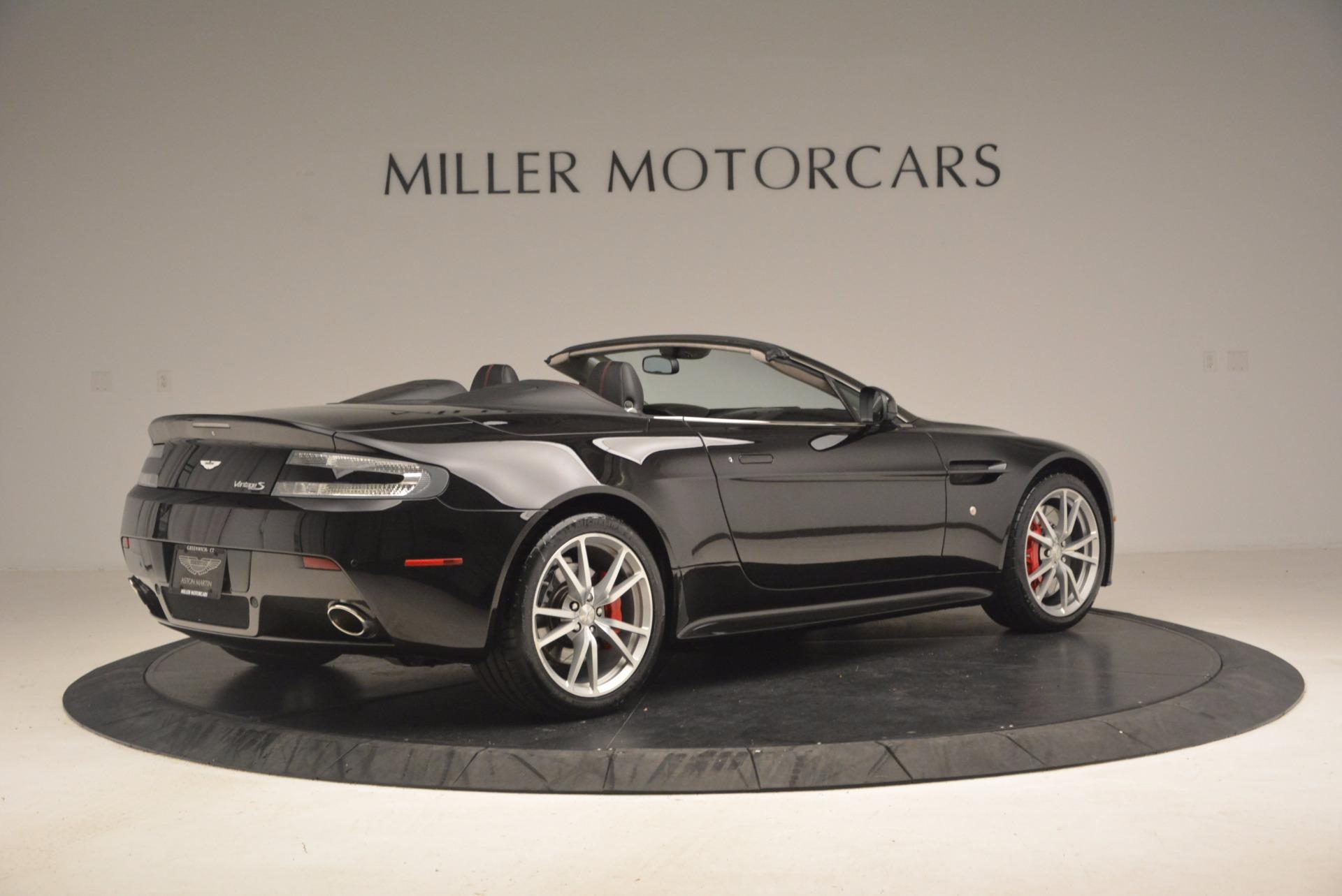 Used 2012 Aston Martin V8 Vantage S Roadster | Greenwich, CT