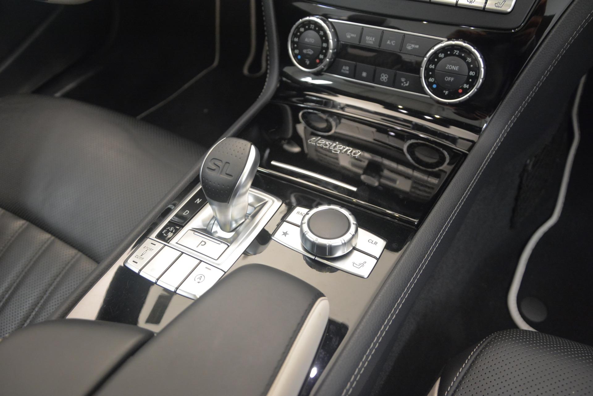 Used 2015 Mercedes Benz SL-Class SL 550 | Greenwich, CT