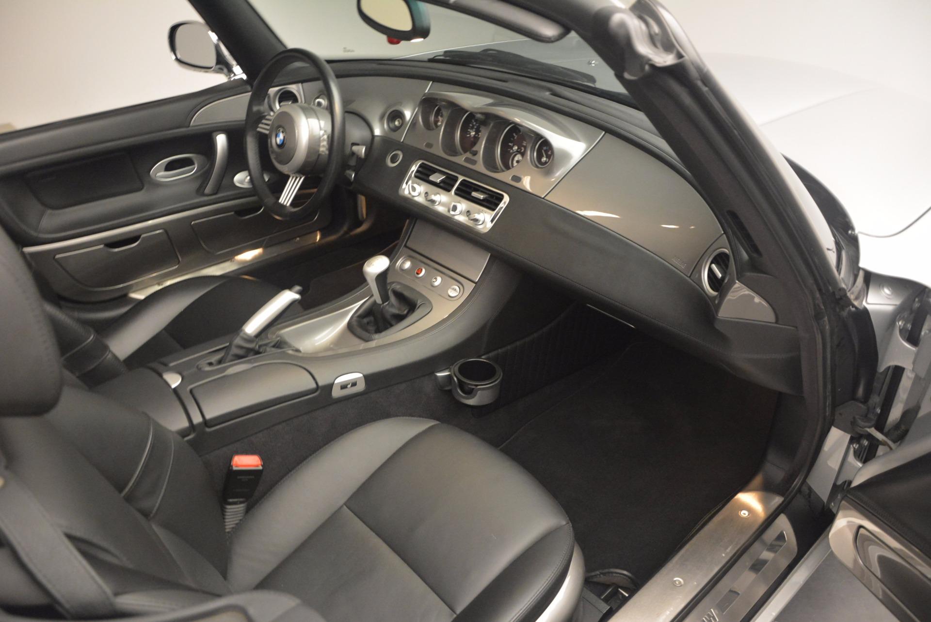 Used 2001 BMW Z8  | Greenwich, CT