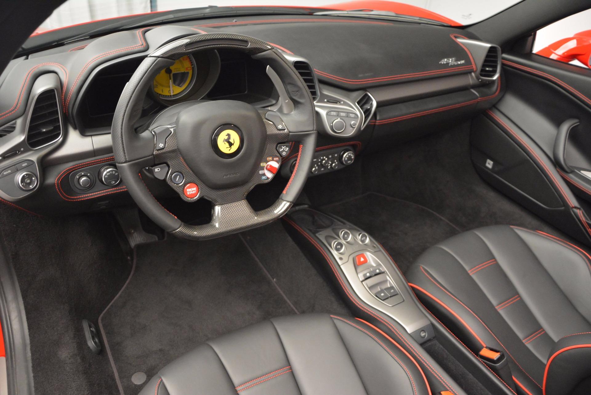 Used 2014 Ferrari 458 Spider  | Greenwich, CT