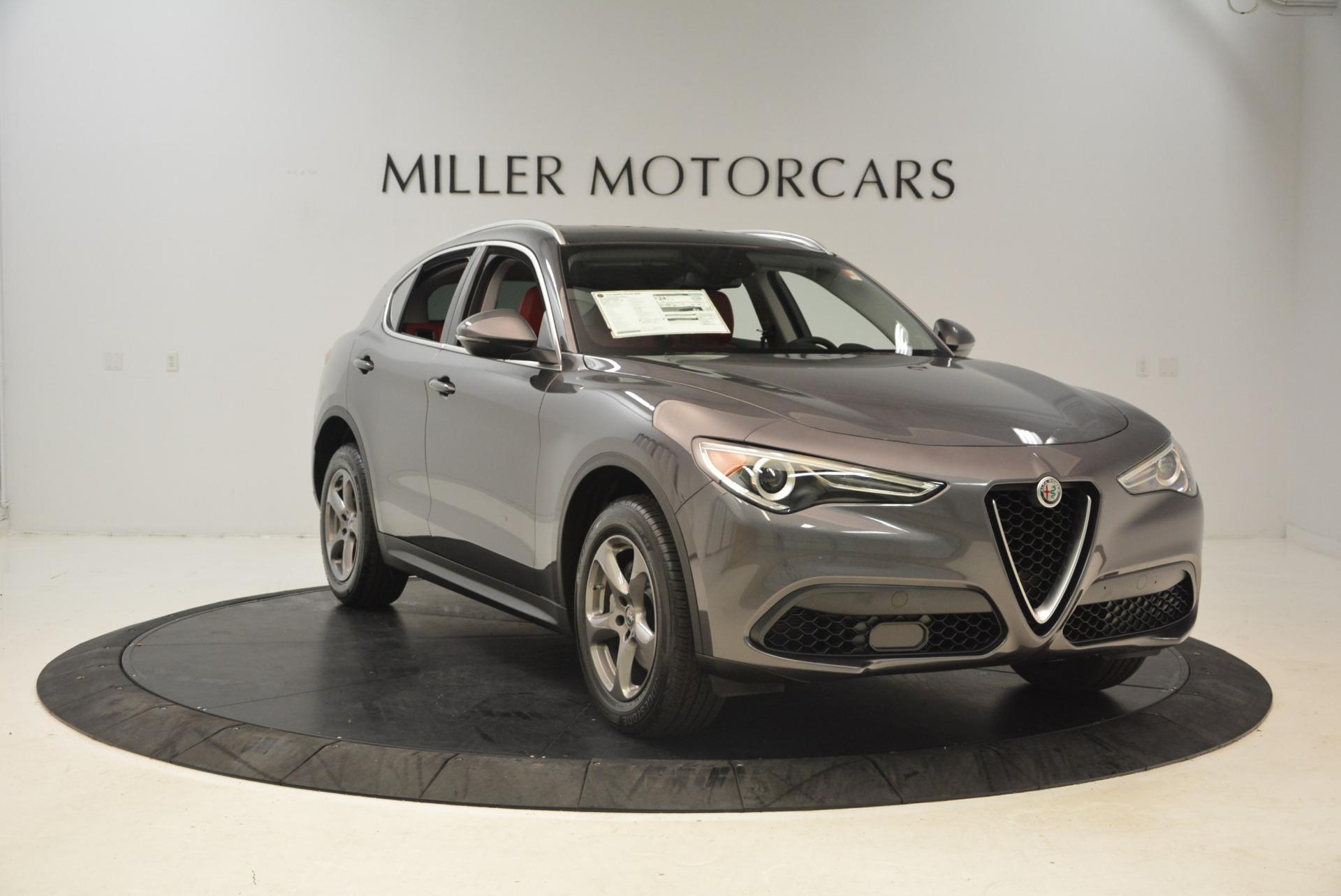 New 2018 Alfa Romeo Stelvio Q4 | Greenwich, CT