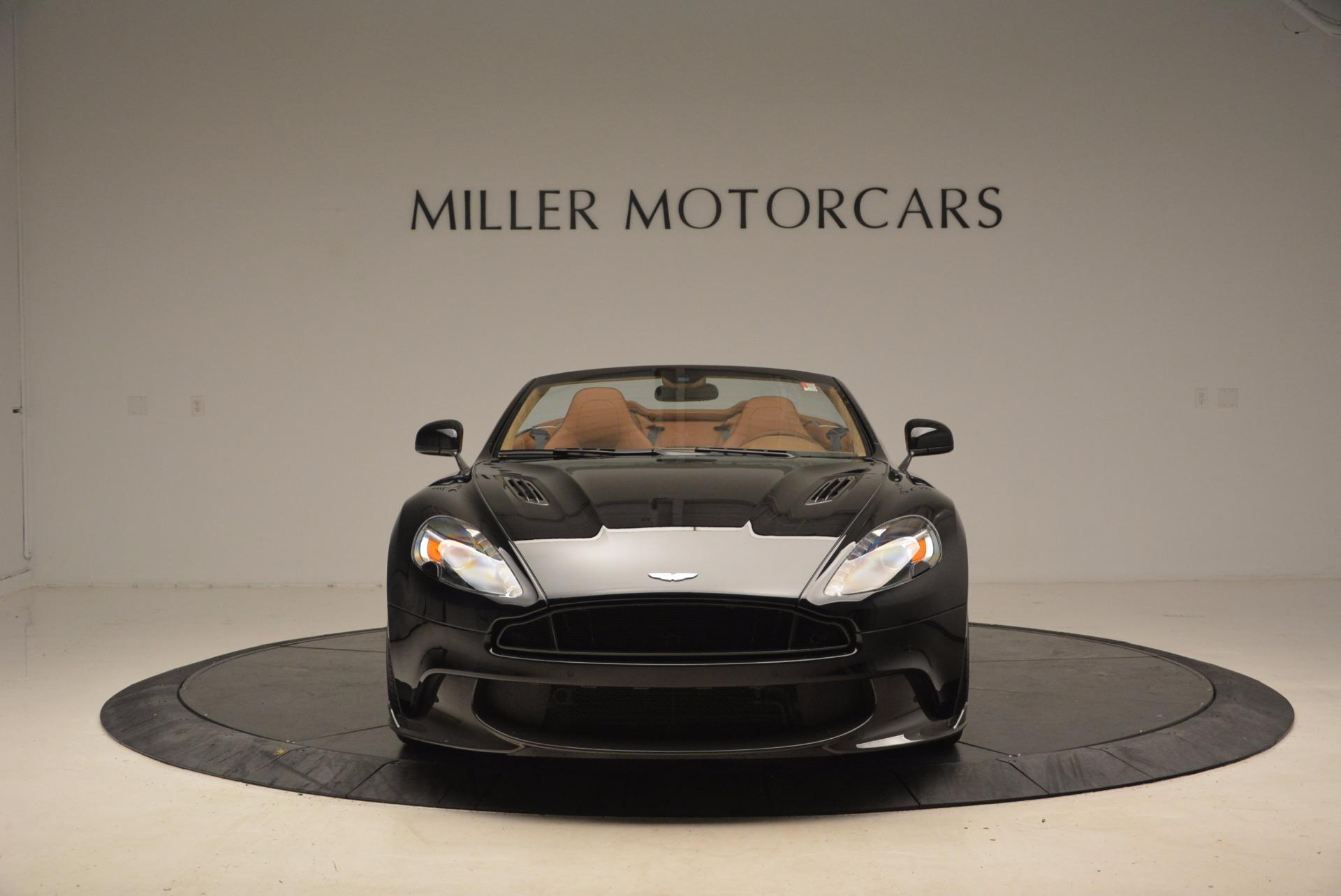 New 2018 Aston Martin Vanquish S Volante | Greenwich, CT