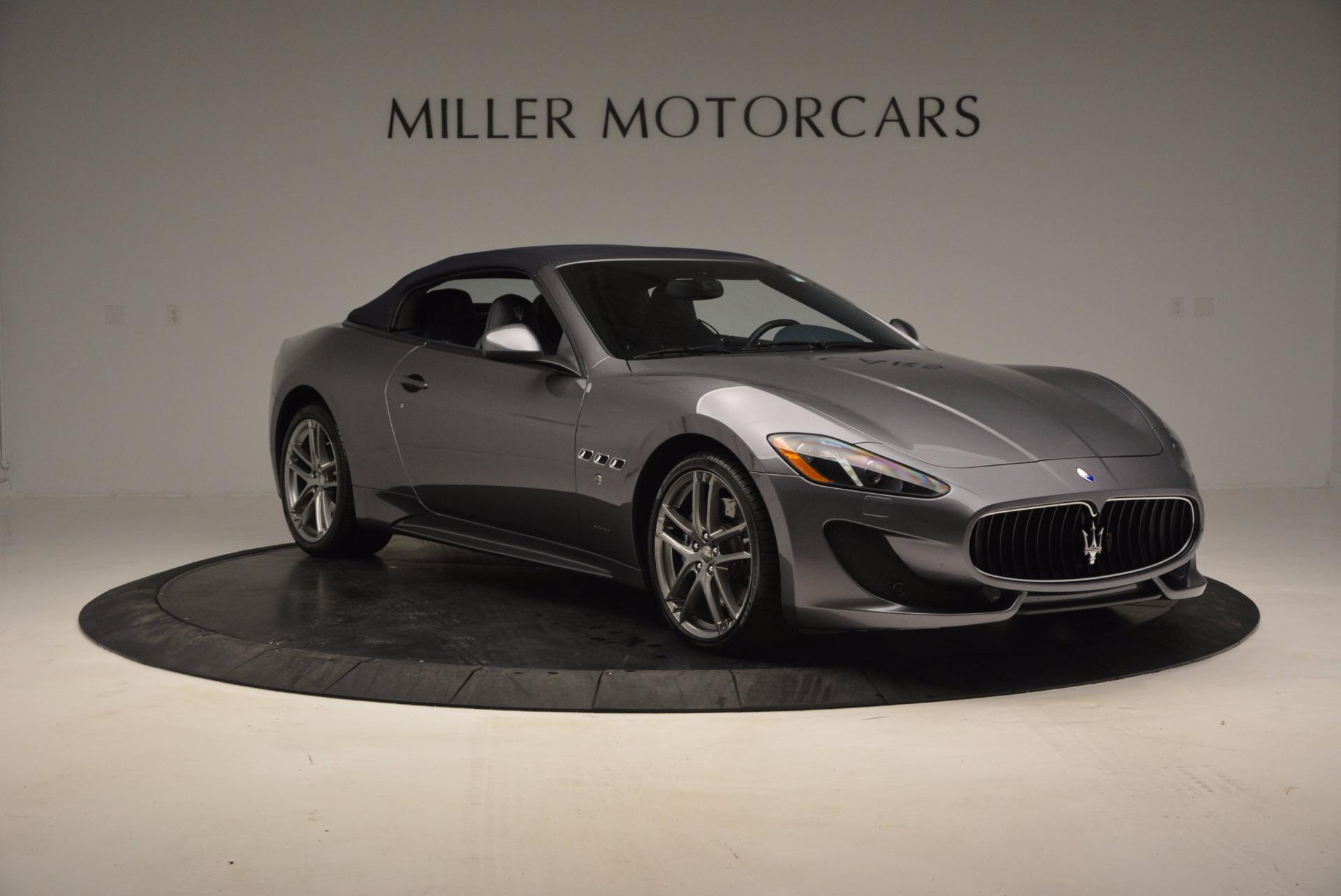 New 2016 Maserati GranTurismo Convertible Sport | Greenwich, CT