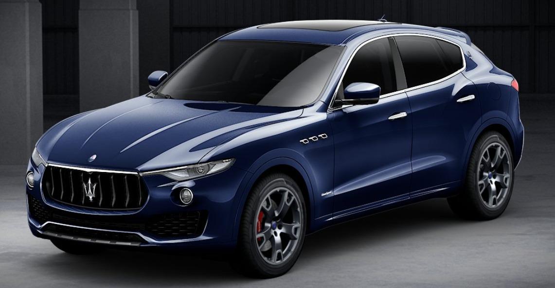 New 2018 Maserati Levante S GranSport | Greenwich, CT