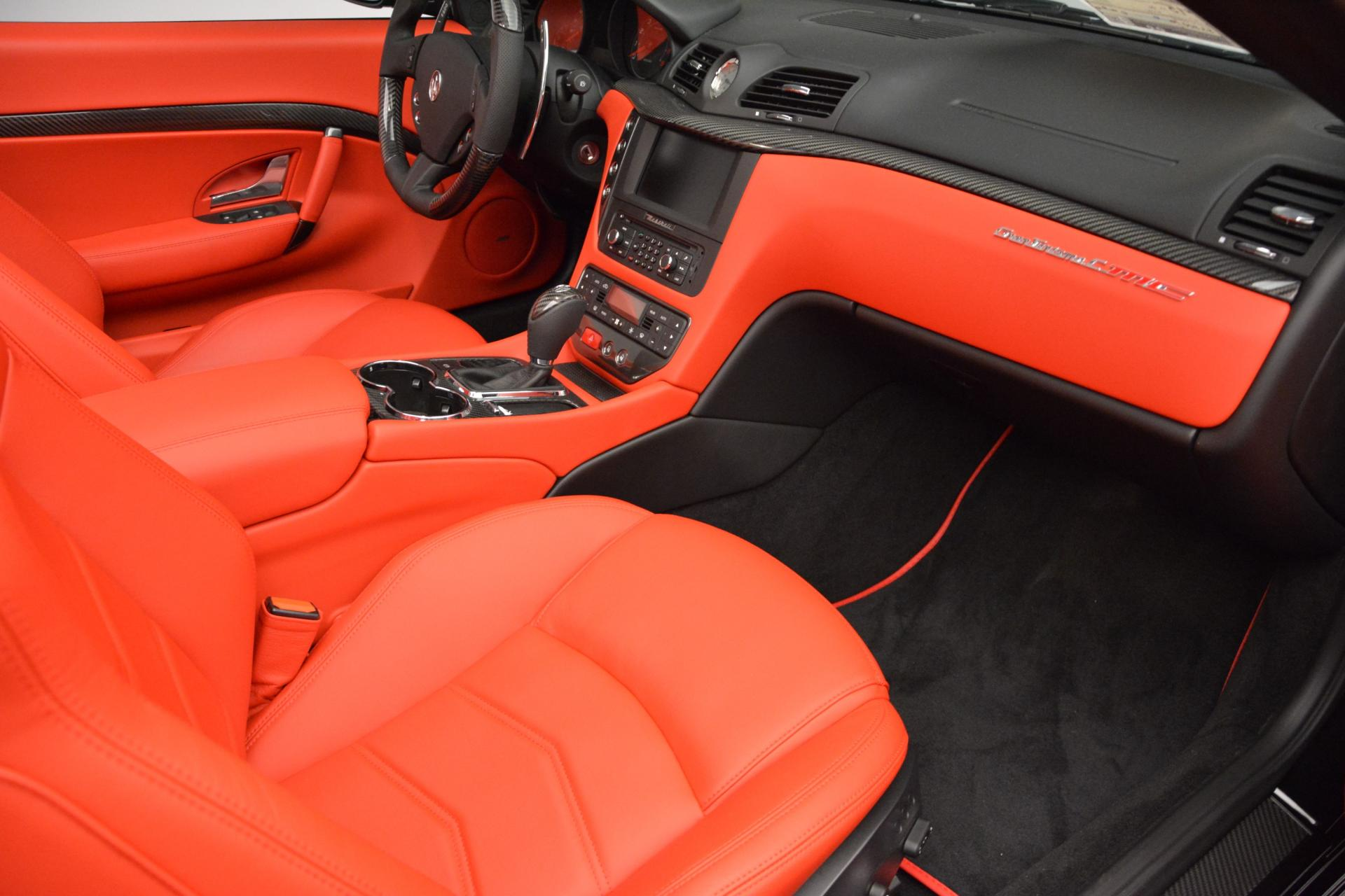 New 2016 Maserati GranTurismo Convertible MC | Greenwich, CT