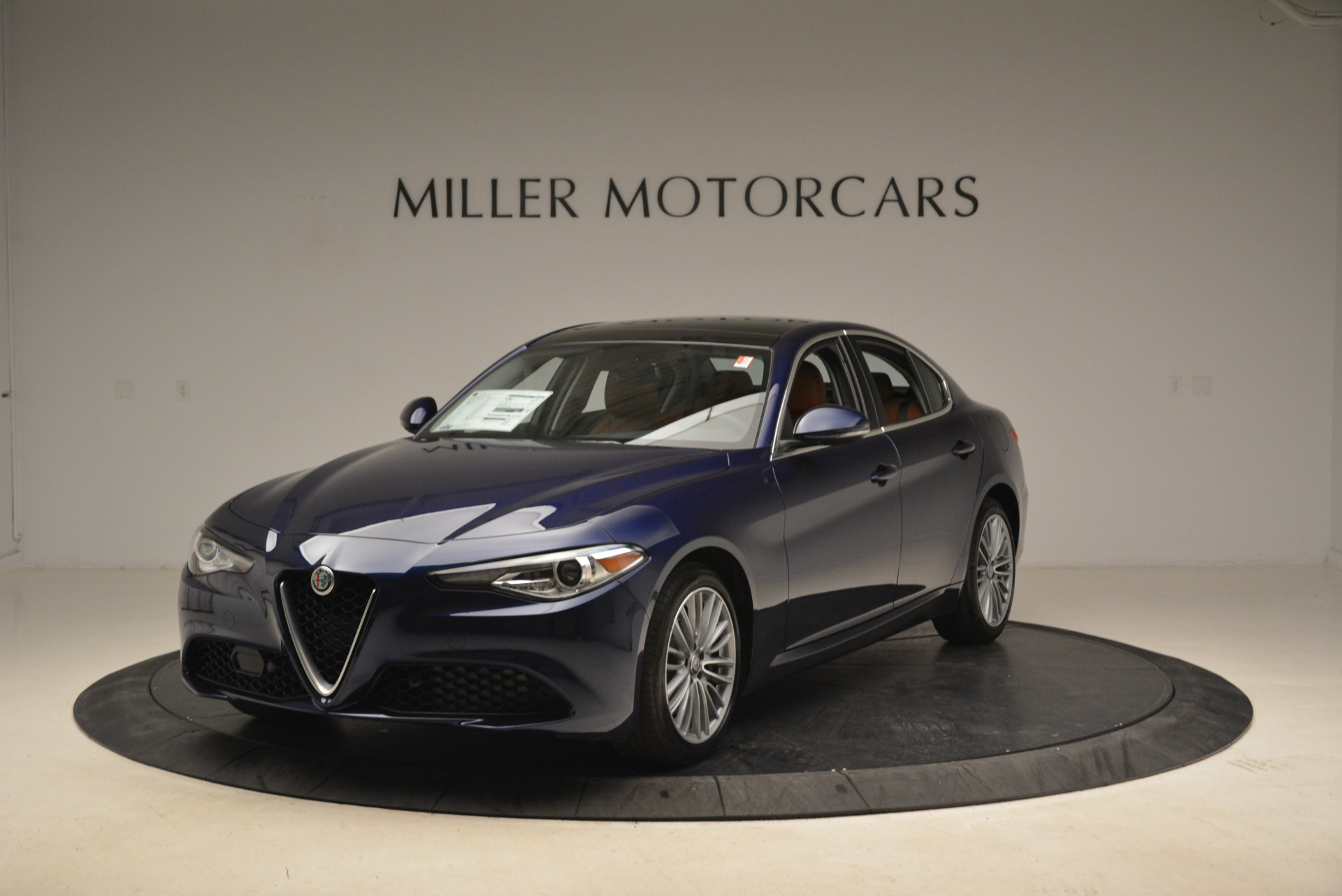 new 2018 alfa romeo giulia ti lusso q4 greenwich ct. Black Bedroom Furniture Sets. Home Design Ideas