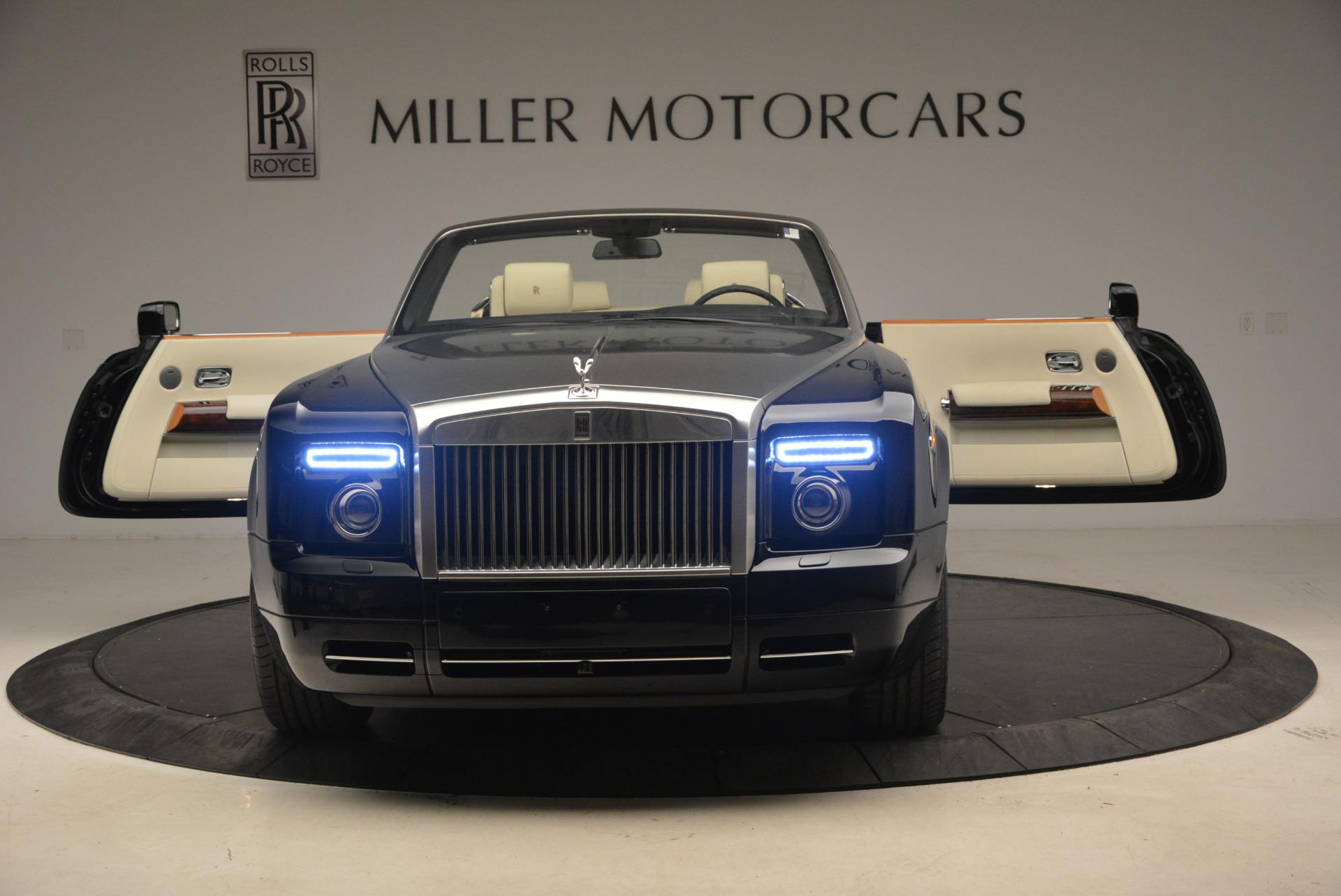 Used 2009 Rolls-Royce Phantom Drophead Coupe    Greenwich, CT