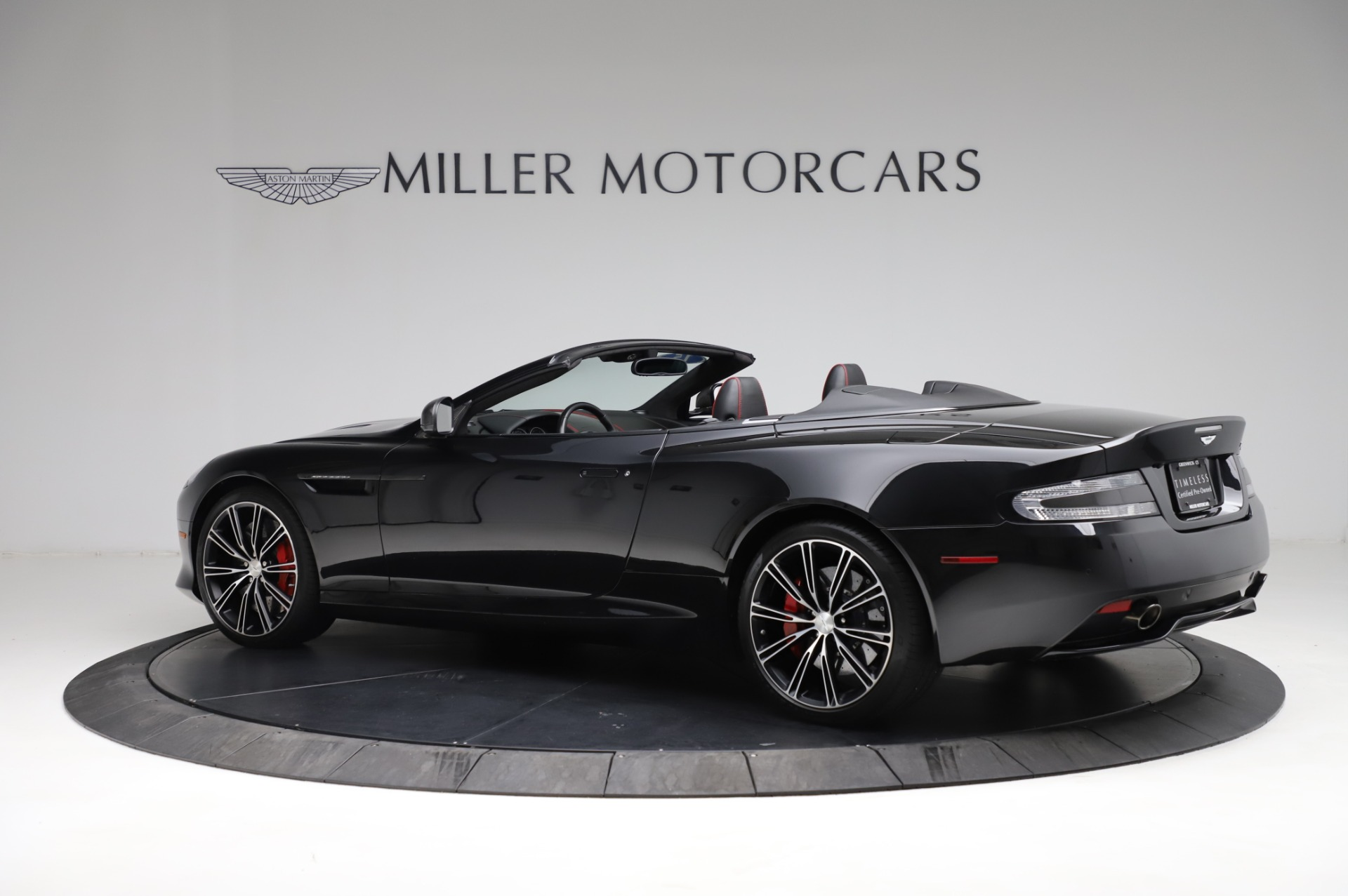 Used 2015 Aston Martin DB9 Convertible | Greenwich, CT