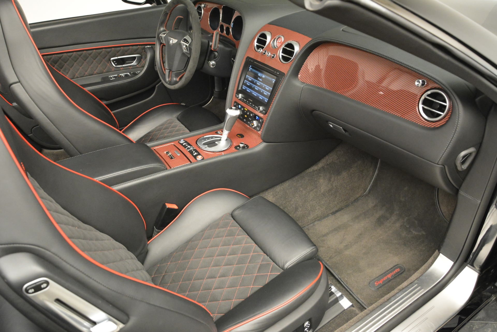 2013 Bentley Continental GT Supersports Convertible ISR