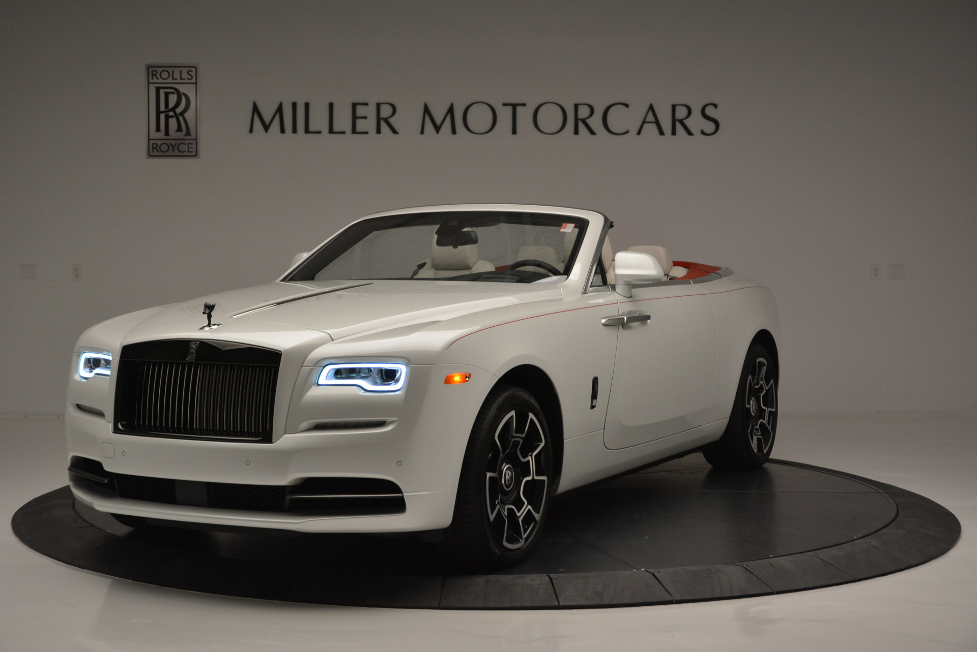 2018 Rolls Royce Dawn Black Badge Stock R469 For Sale Near