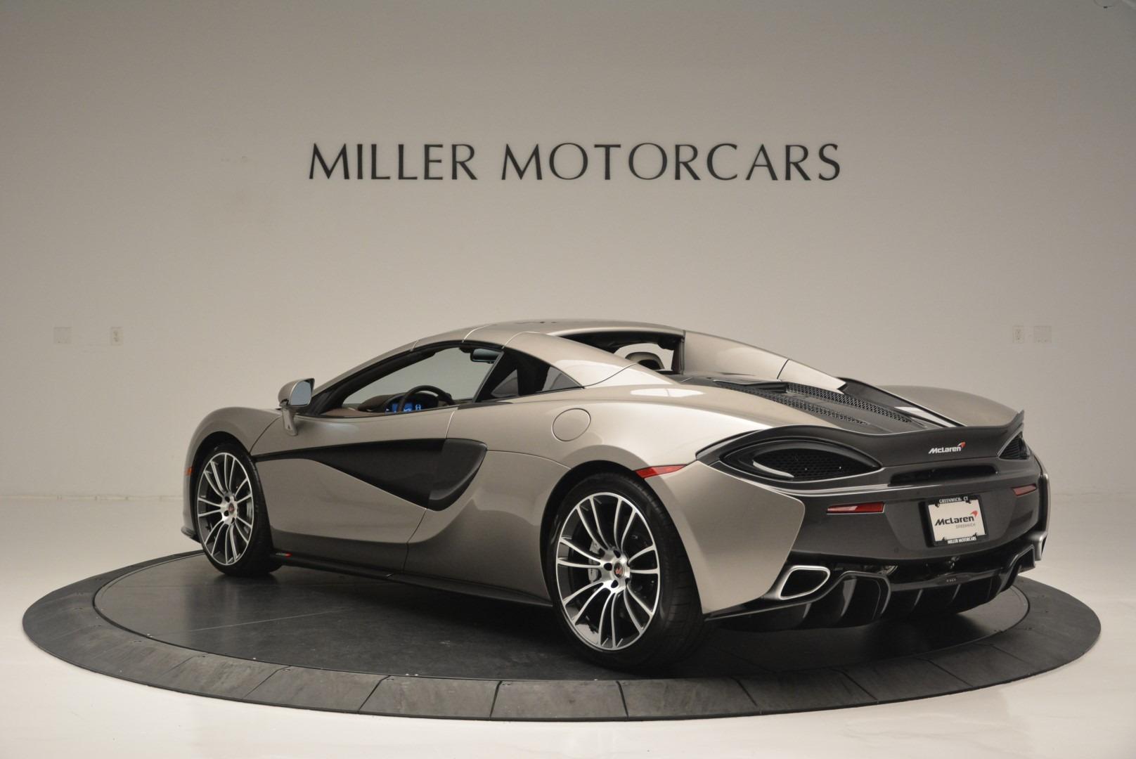 New 2018 McLaren 570S Spider   Greenwich, CT