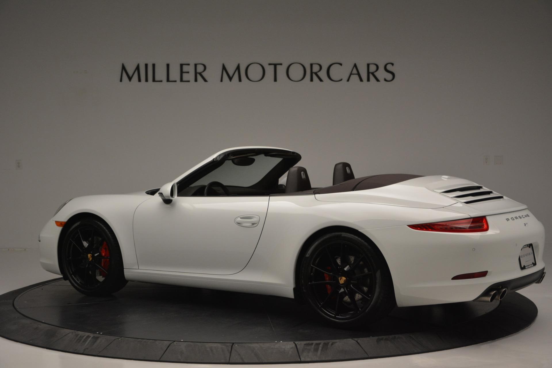 Used 2015 Porsche 911 Carrera S | Greenwich, CT