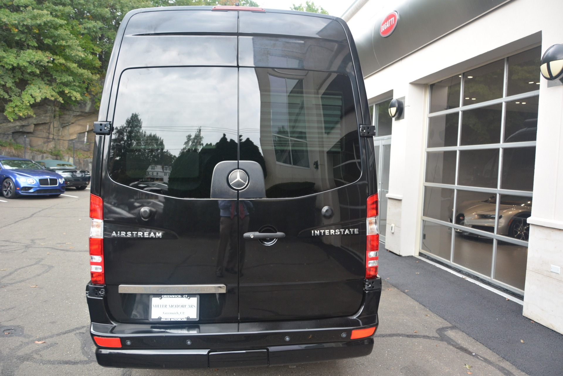 Used 2014 Mercedes-Benz Sprinter 3500 Airstream Lounge Extended   Greenwich, CT
