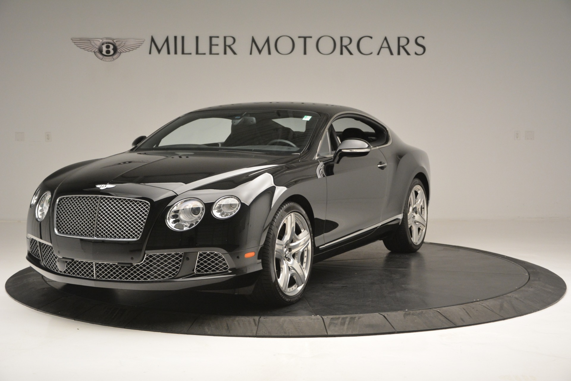 Used 2012 Bentley Continental GT W12 | Greenwich, CT. MULLINER!!!