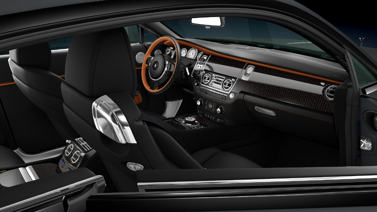 New 2019 Rolls-Royce Wraith Black Badge | Greenwich, CT