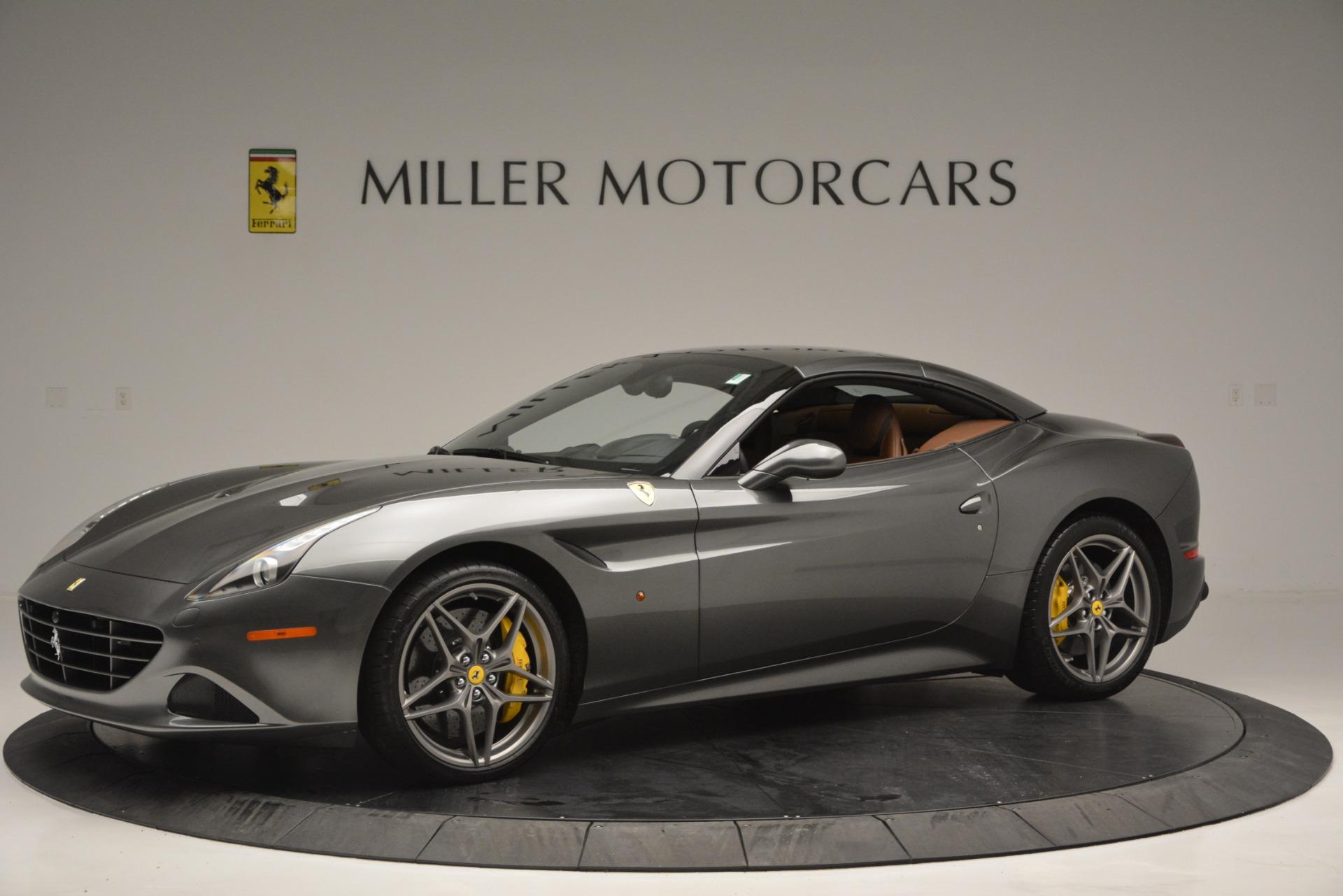 Used 2016 Ferrari California T Handling Speciale | Greenwich, CT