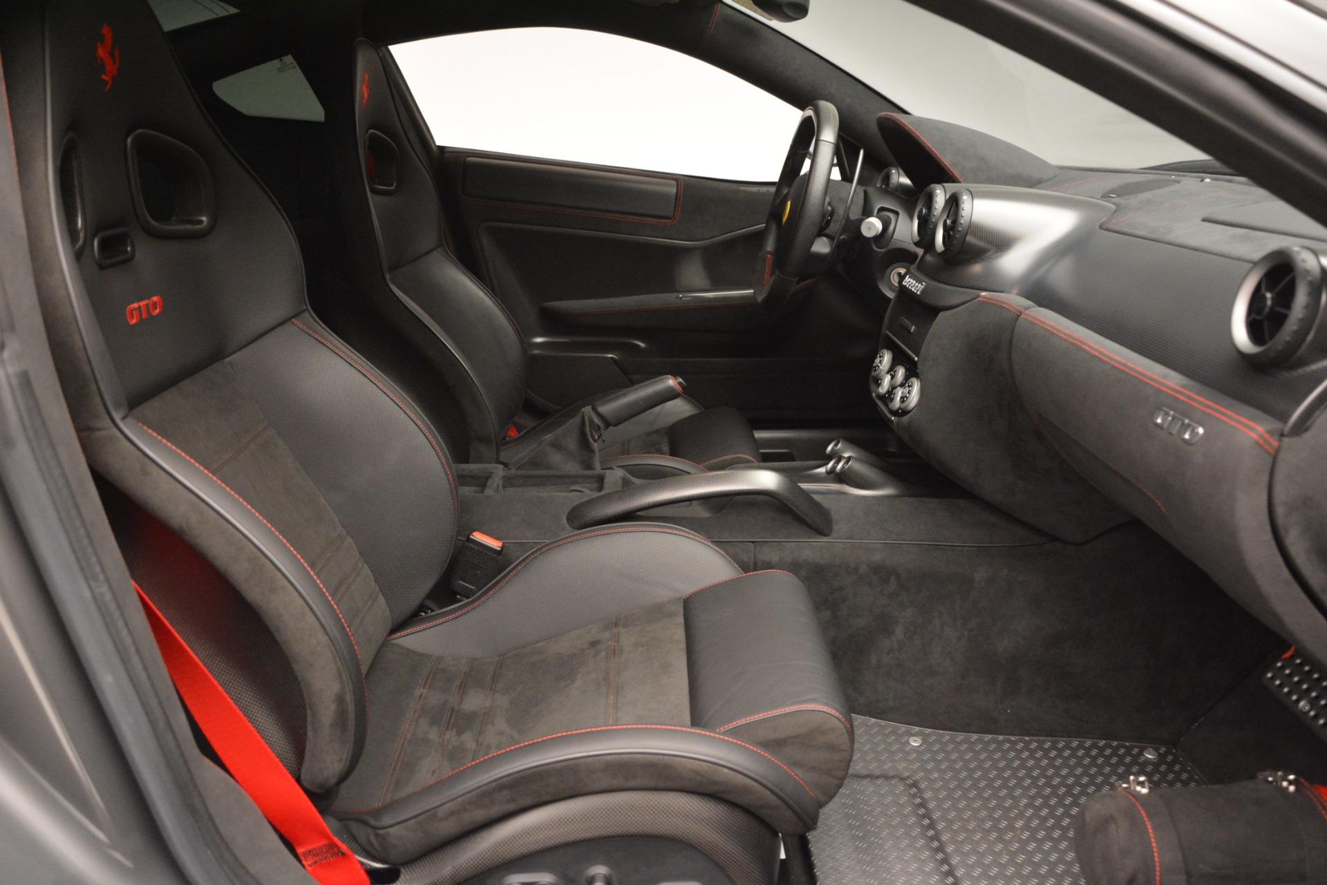 Used 2011 Ferrari 599 GTO    Greenwich, CT