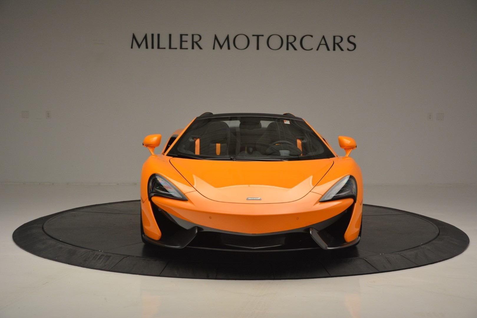 New 2019 McLaren 570S Spider | Greenwich, CT