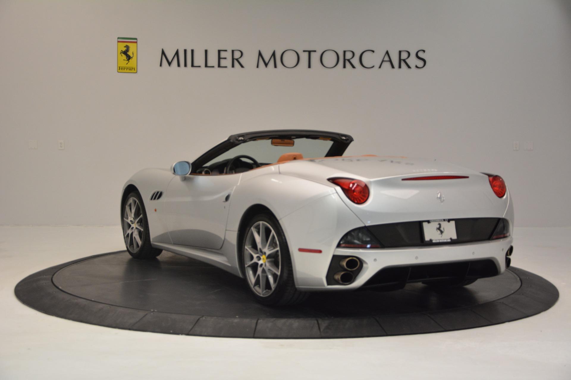 Used 2010 Ferrari California    Greenwich, CT