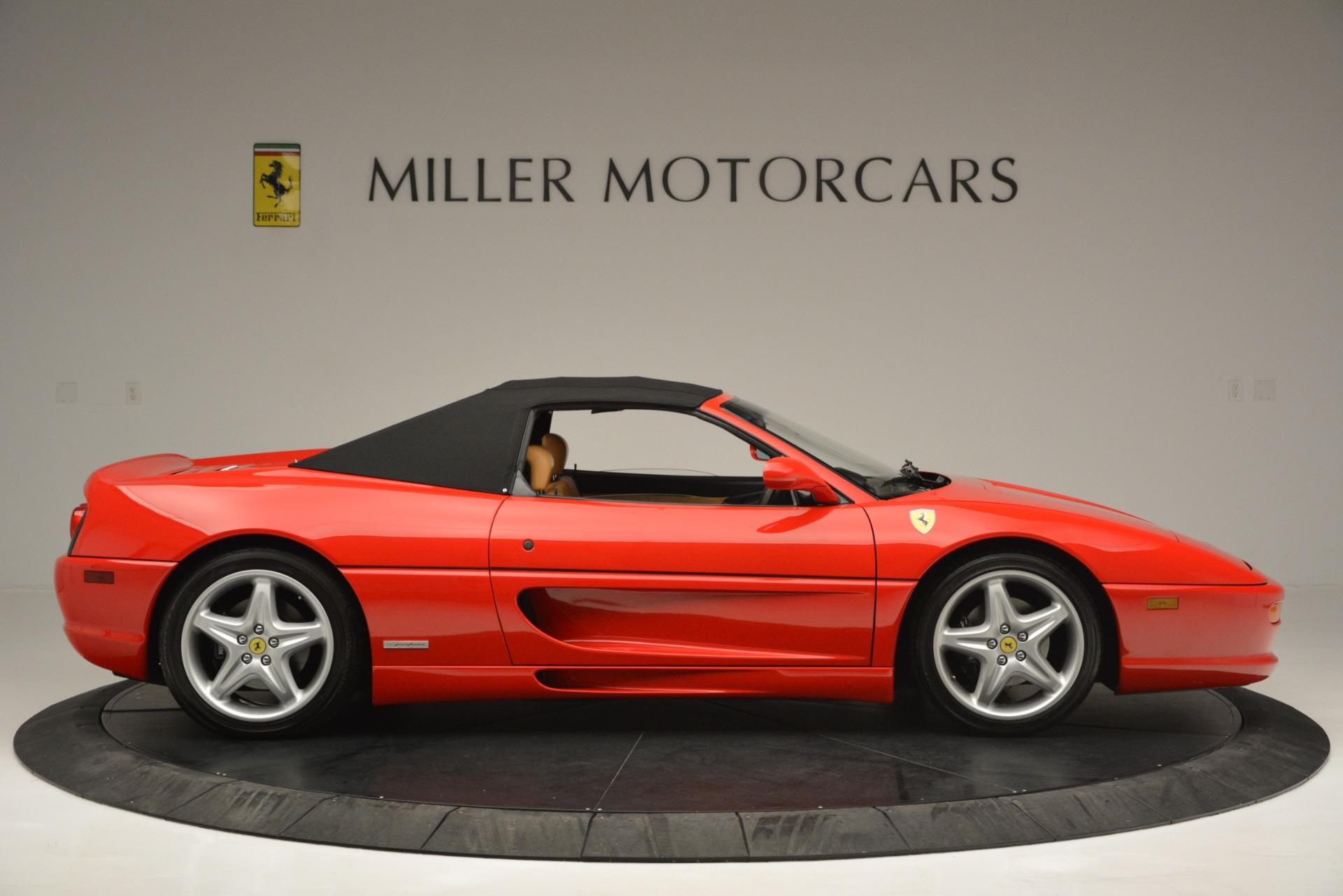 Used 1997 Ferrari 355 Spider 6-Speed Manual   Greenwich, CT