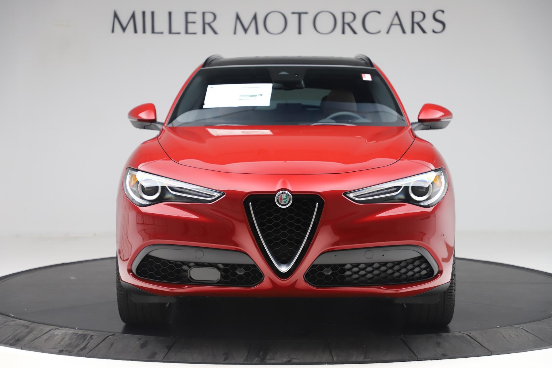 New 2019 Alfa Romeo Stelvio Ti Sport Q4   Greenwich, CT