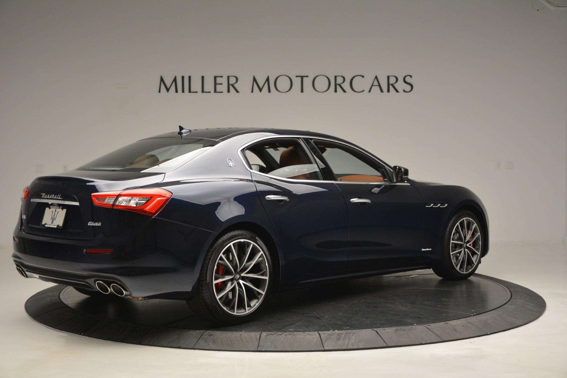 New 2019 Maserati Ghibli S Q4 GranLusso | Greenwich, CT