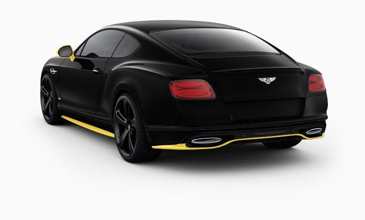 New 2017 Bentley Continental GT Speed Black Edition | Greenwich, CT