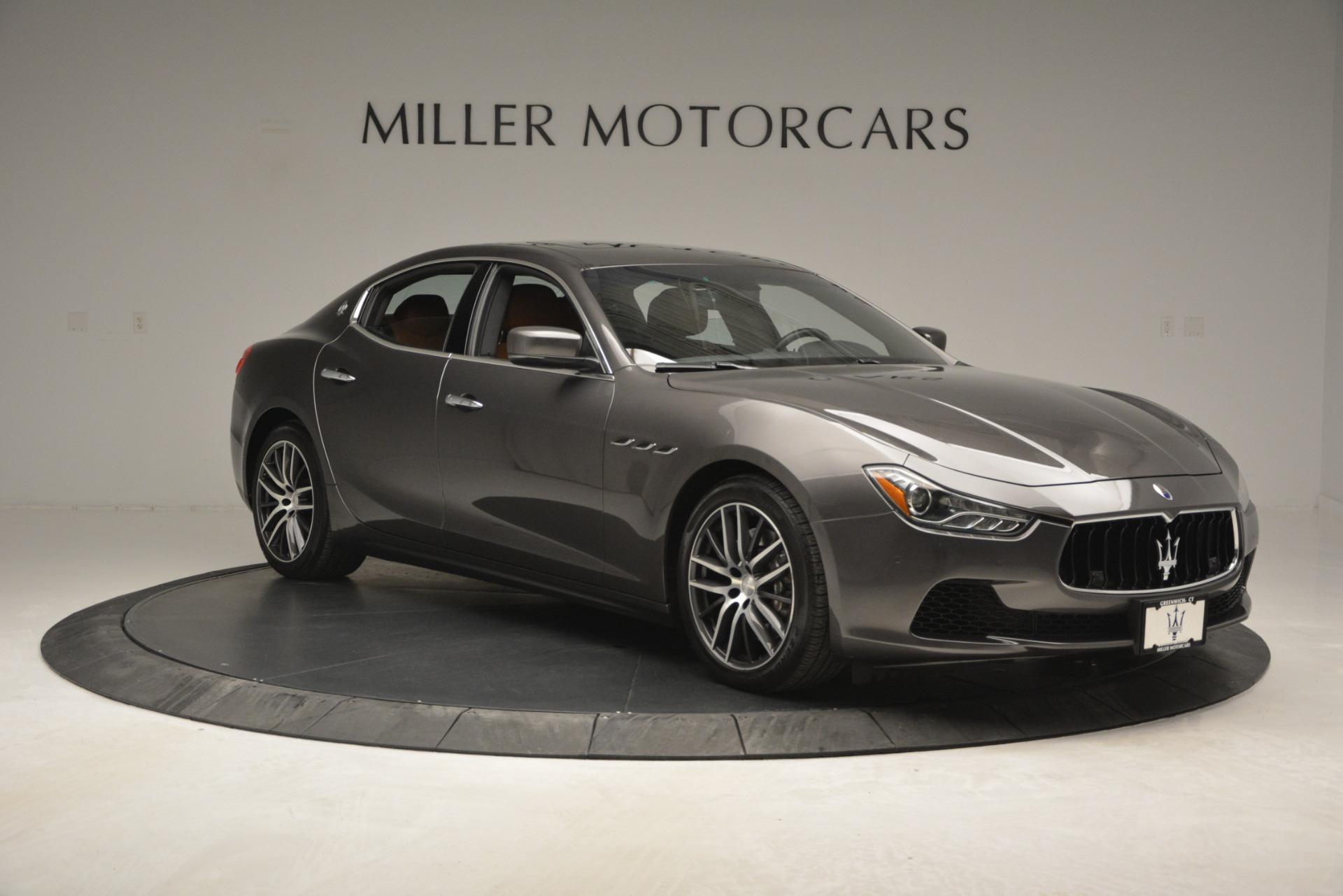 Used 2015 Maserati Ghibli S Q4 | Greenwich, CT