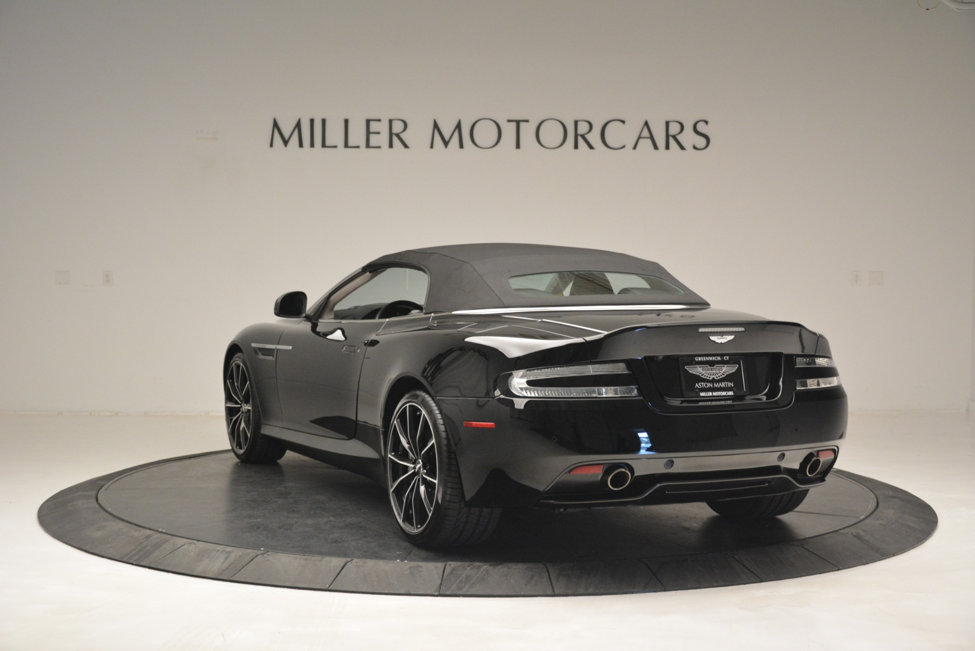 Used 2016 Aston Martin DB9 Convertible | Greenwich, CT