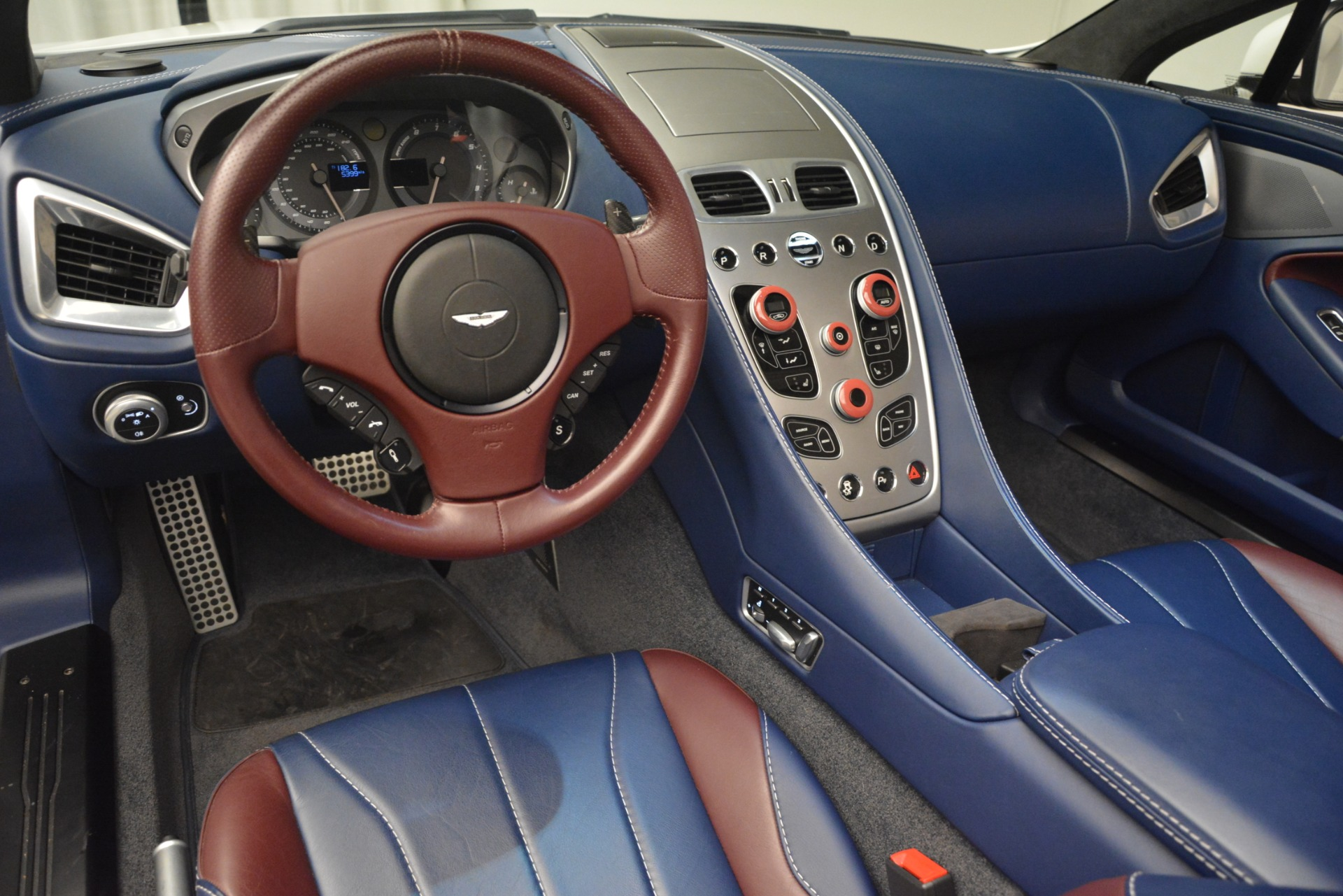 Used 2015 Aston Martin Vanquish Convertible | Greenwich, CT