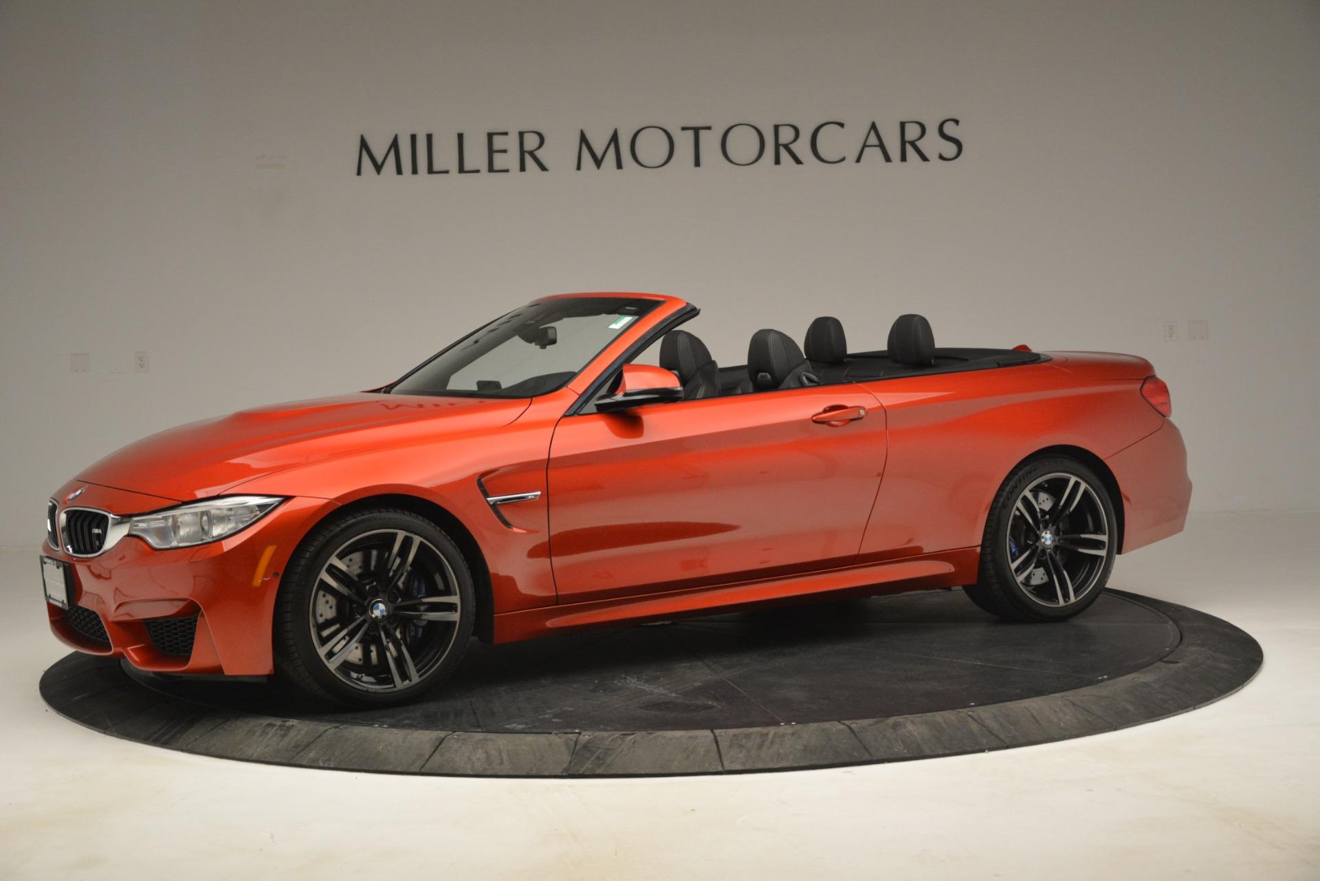 Used 2016 BMW M4    Greenwich, CT