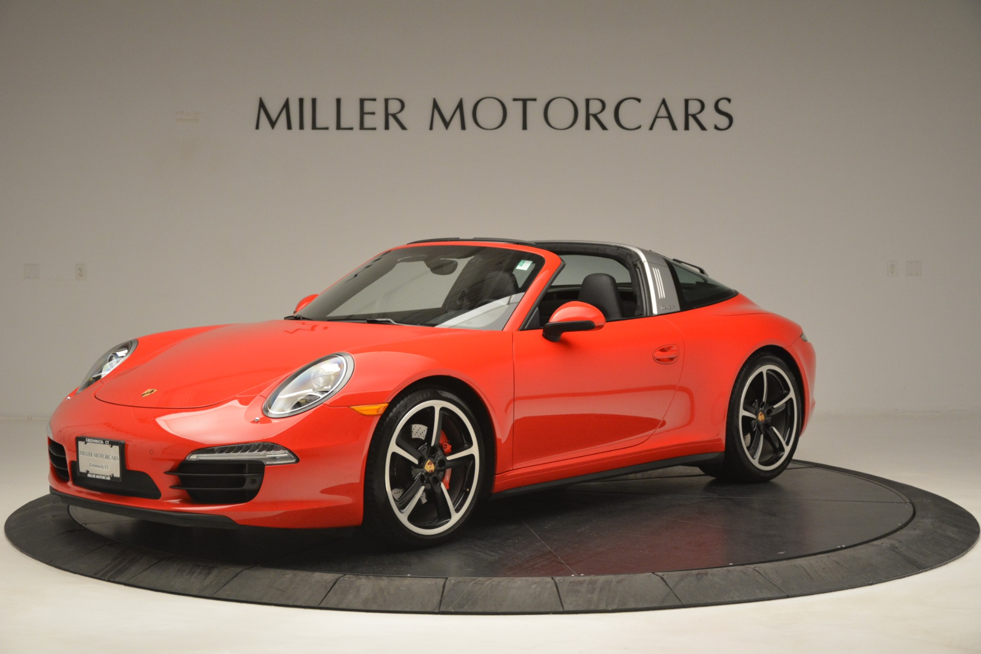 Used 2016 Porsche 911 Targa 4S | Greenwich, CT