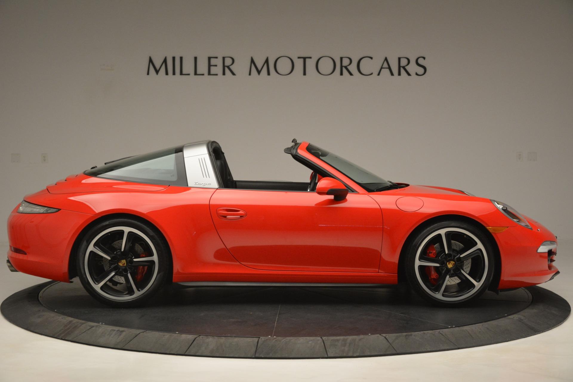 Used 2016 Porsche 911 Targa 4S   Greenwich, CT