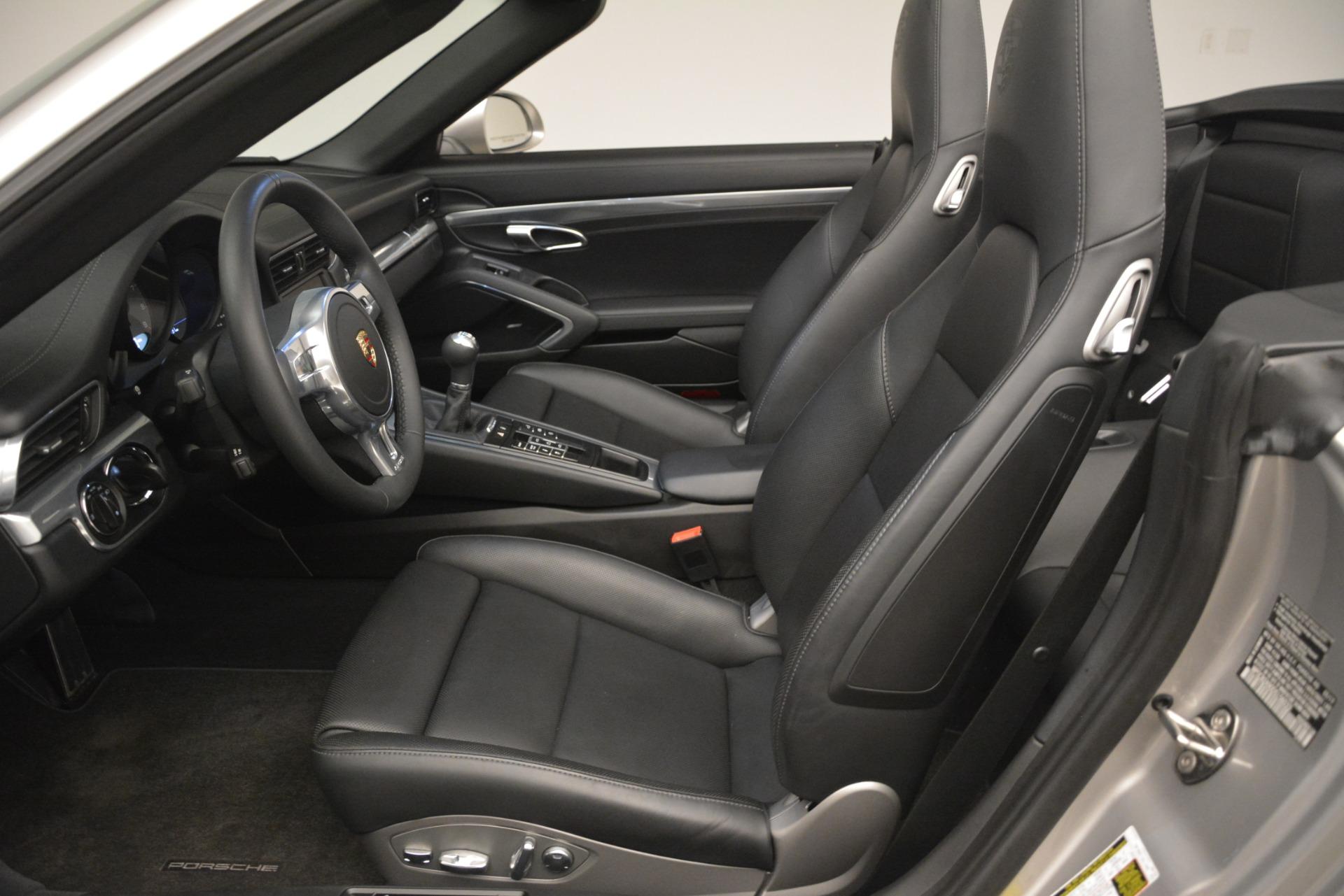 Used 2013 Porsche 911 Carrera S   Greenwich, CT