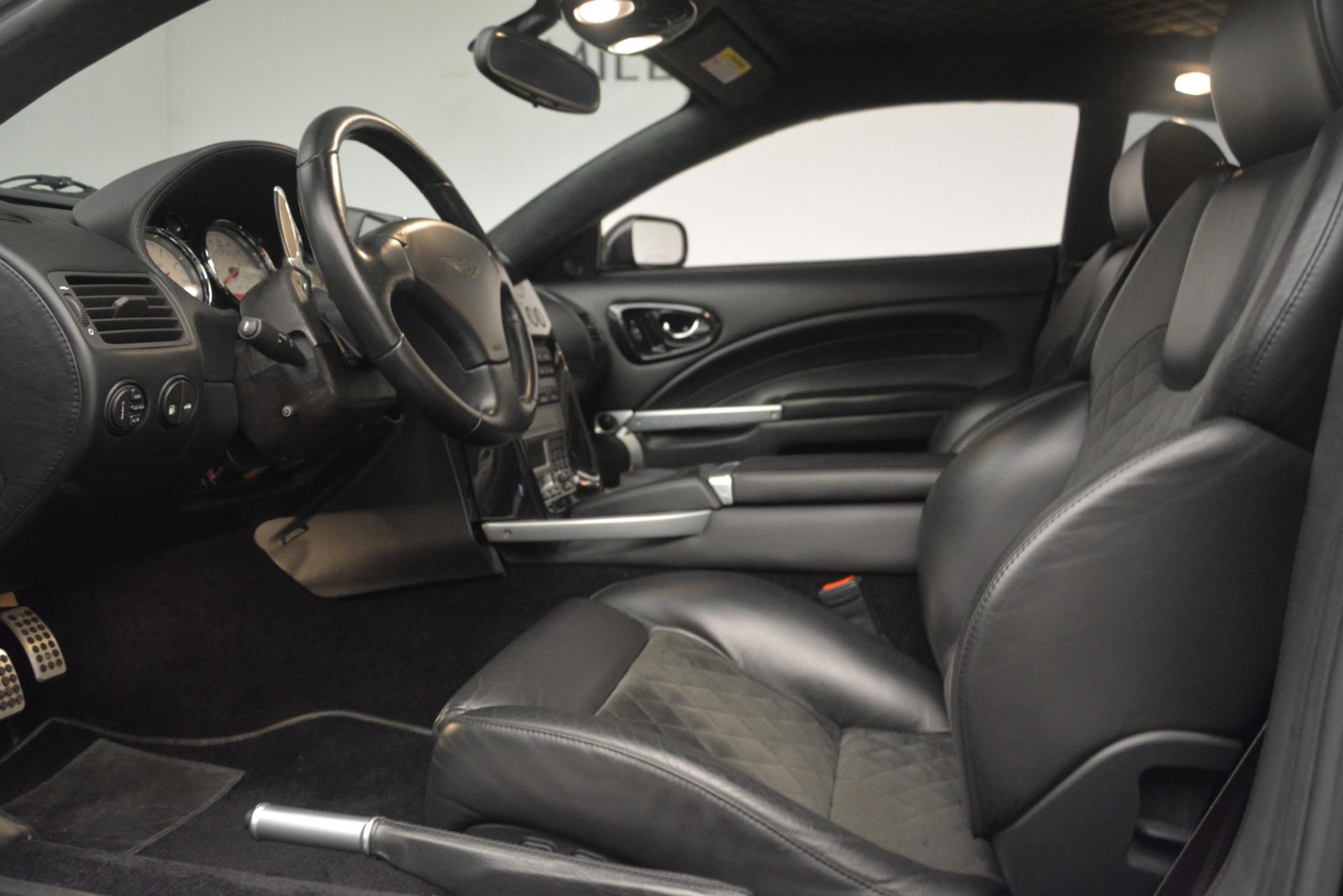 Used 2004 Aston Martin V12 Vanquish    Greenwich, CT