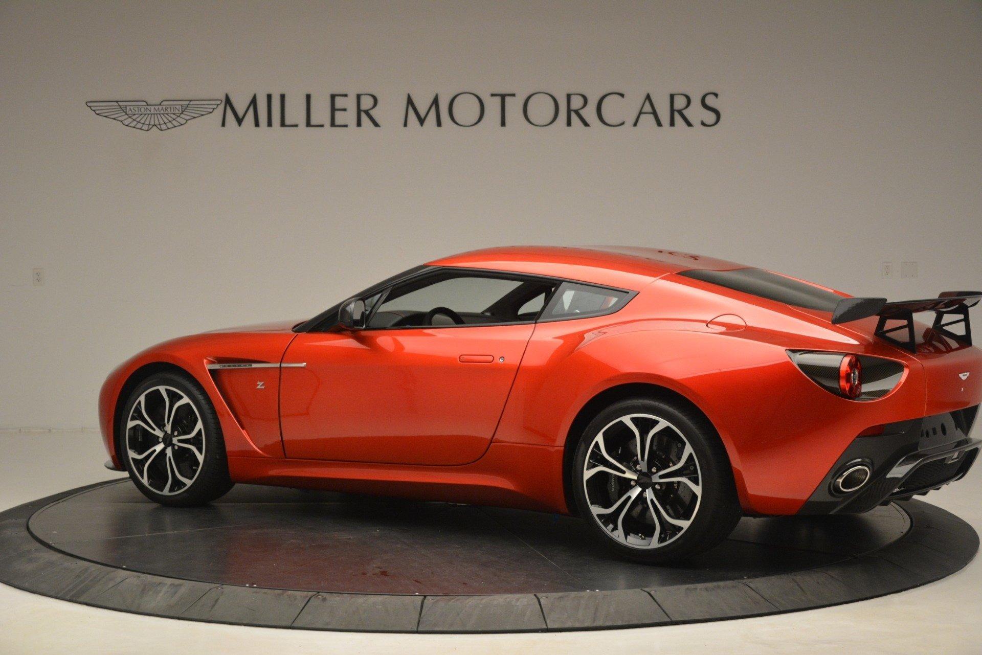 Used 2013 Aston Martin V12 Zagato Coupe | Greenwich, CT