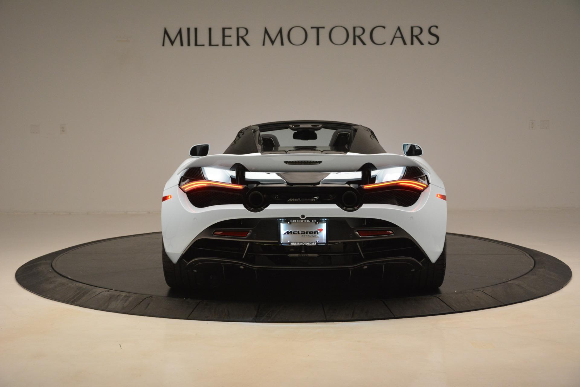 New 2020 McLaren 720S Spider   Greenwich, CT