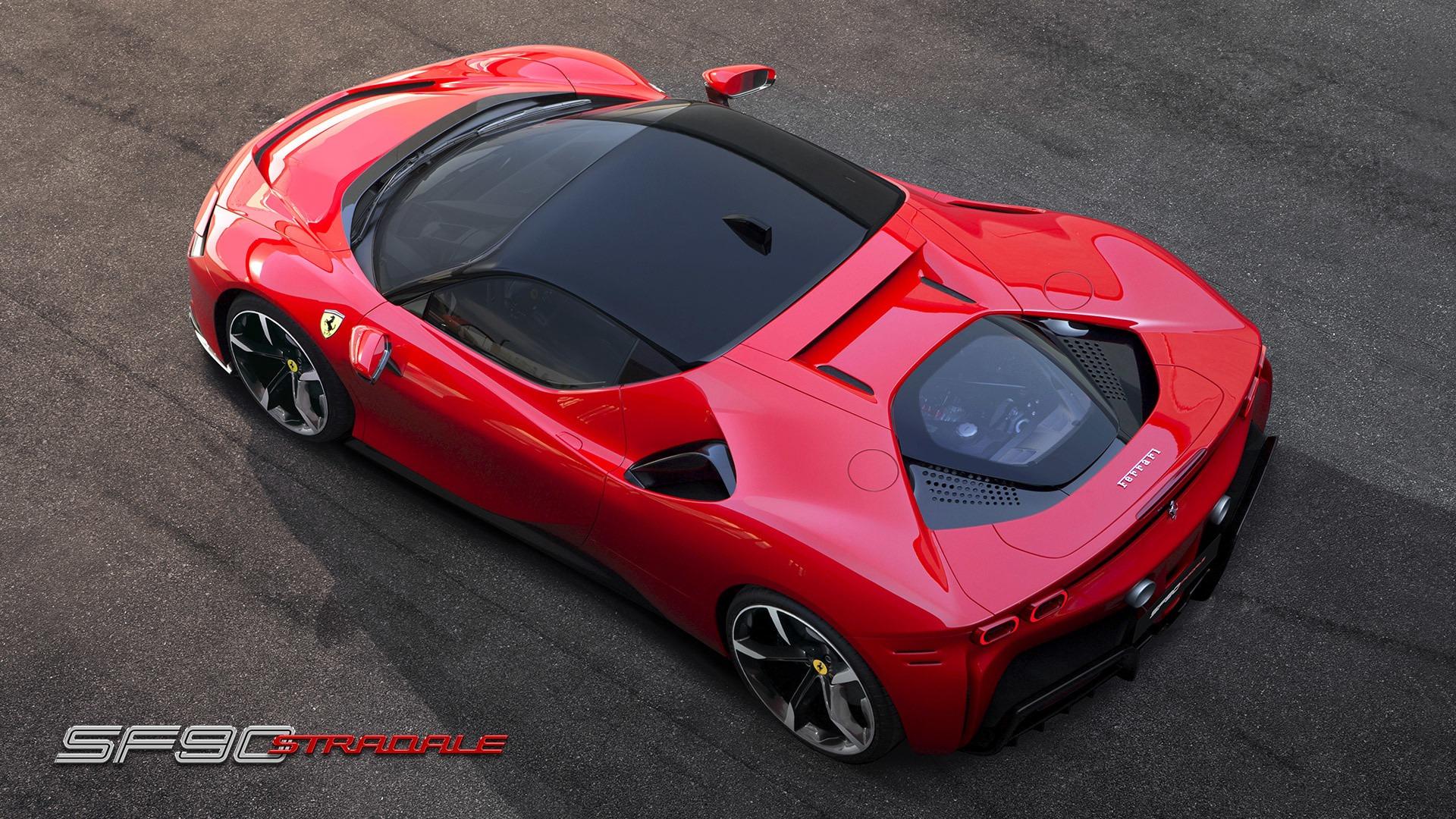 New 2020 Ferrari SF90 Stradale    Greenwich, CT