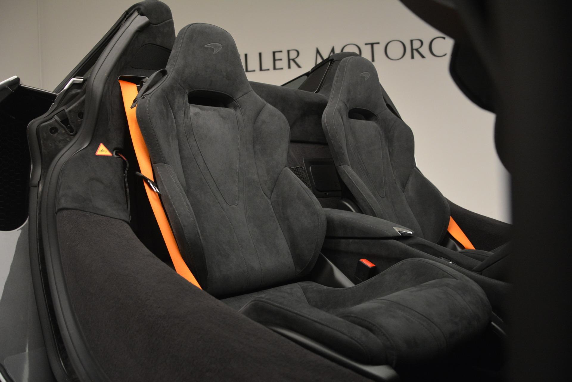 New 2020 McLaren 720S Spider Convertible   Greenwich, CT