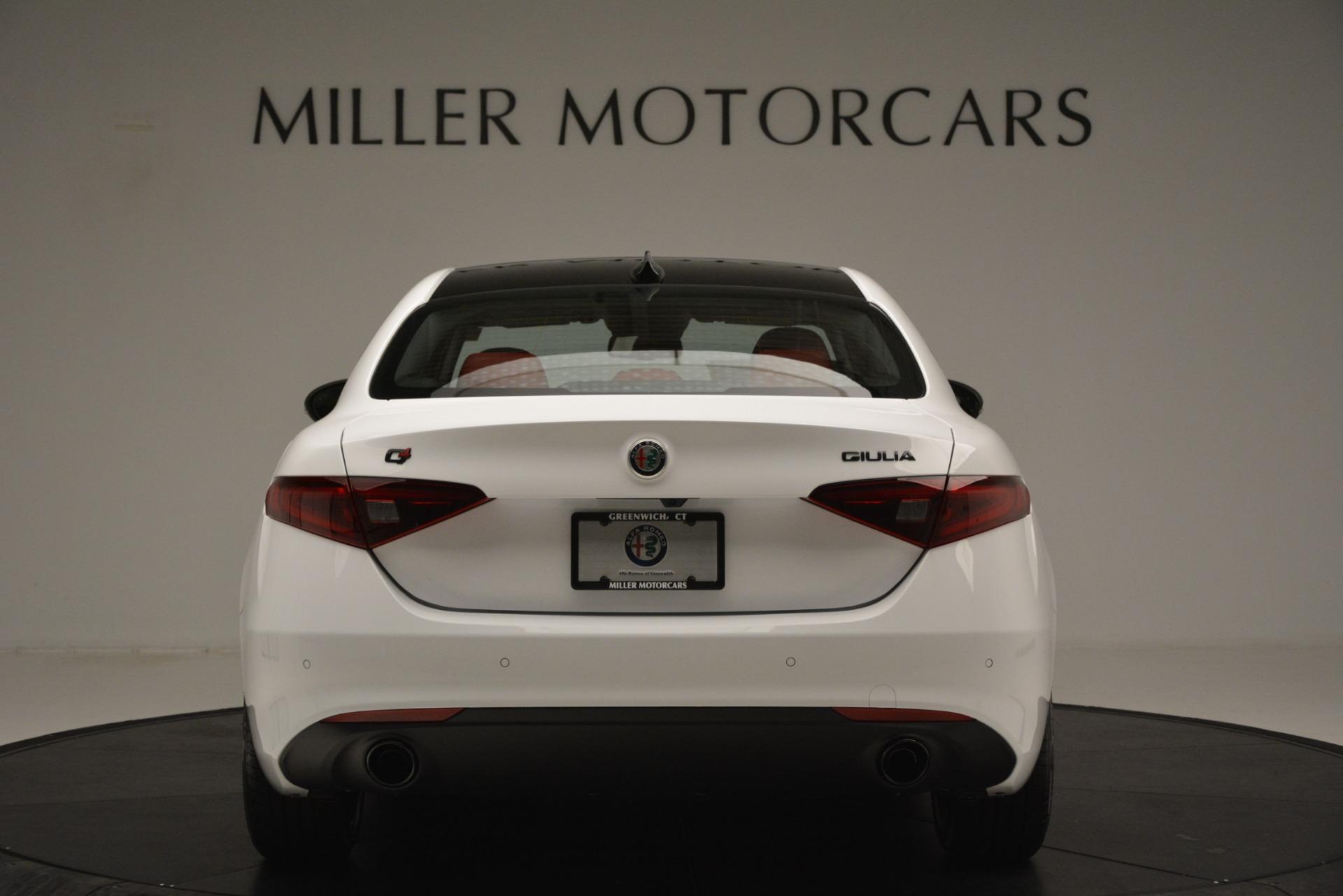 New 2019 Alfa Romeo Giulia Q4 | Greenwich, CT