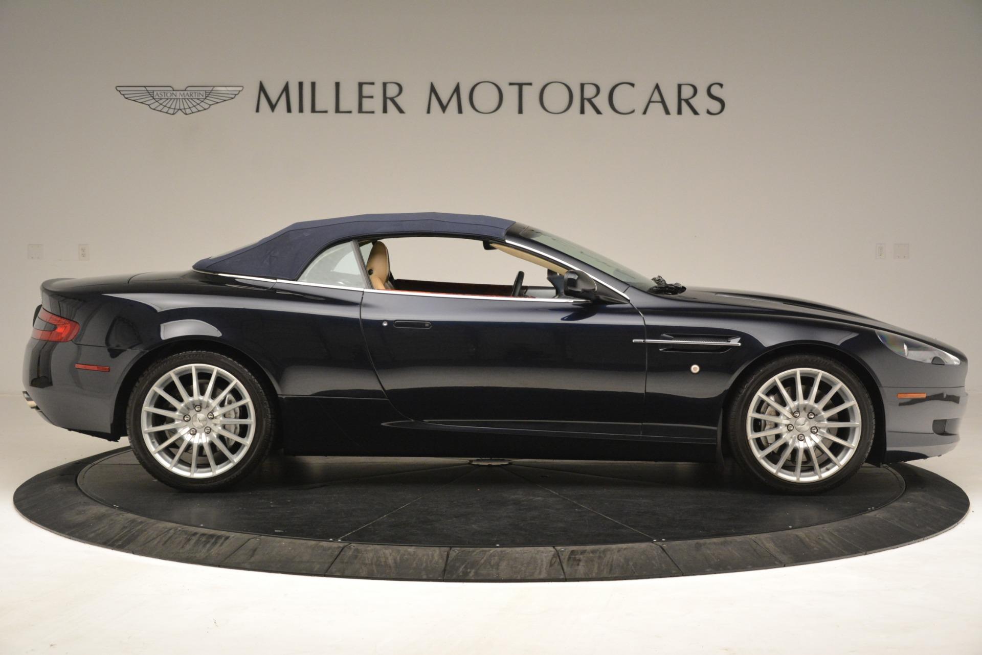 Used 2007 Aston Martin DB9 Convertible | Greenwich, CT