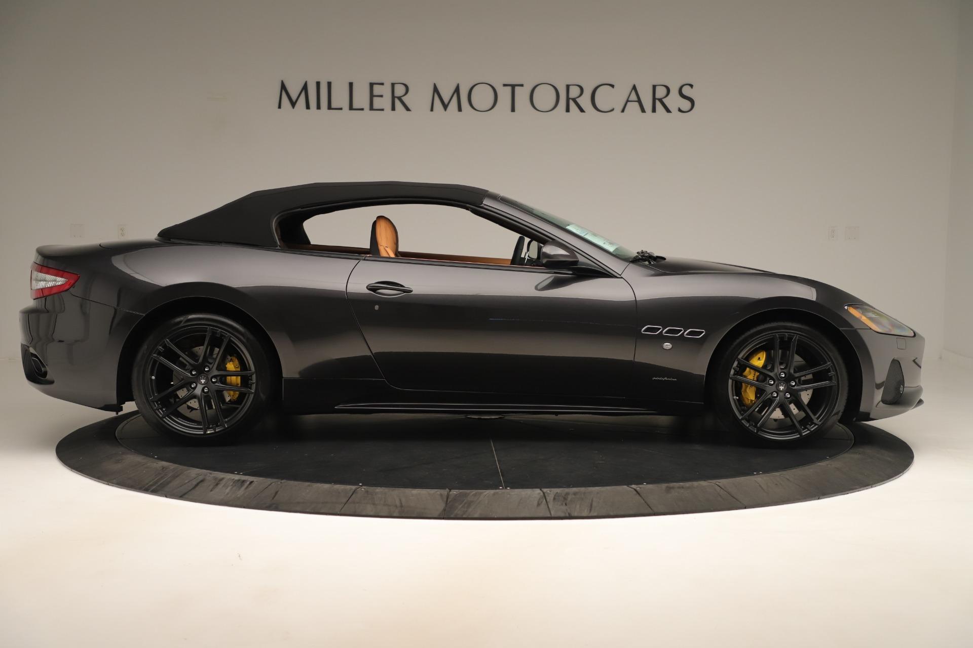 New 2019 Maserati GranTurismo Sport Convertible | Greenwich, CT