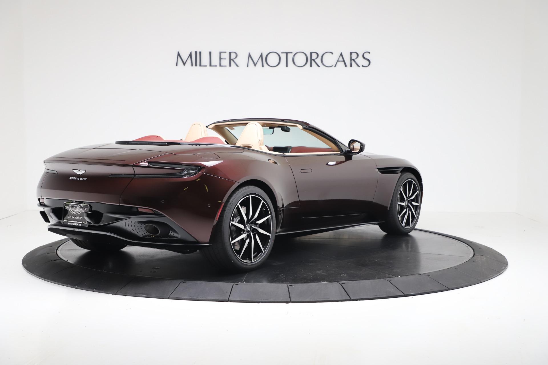 New 2020 Aston Martin DB11 V8 | Greenwich, CT