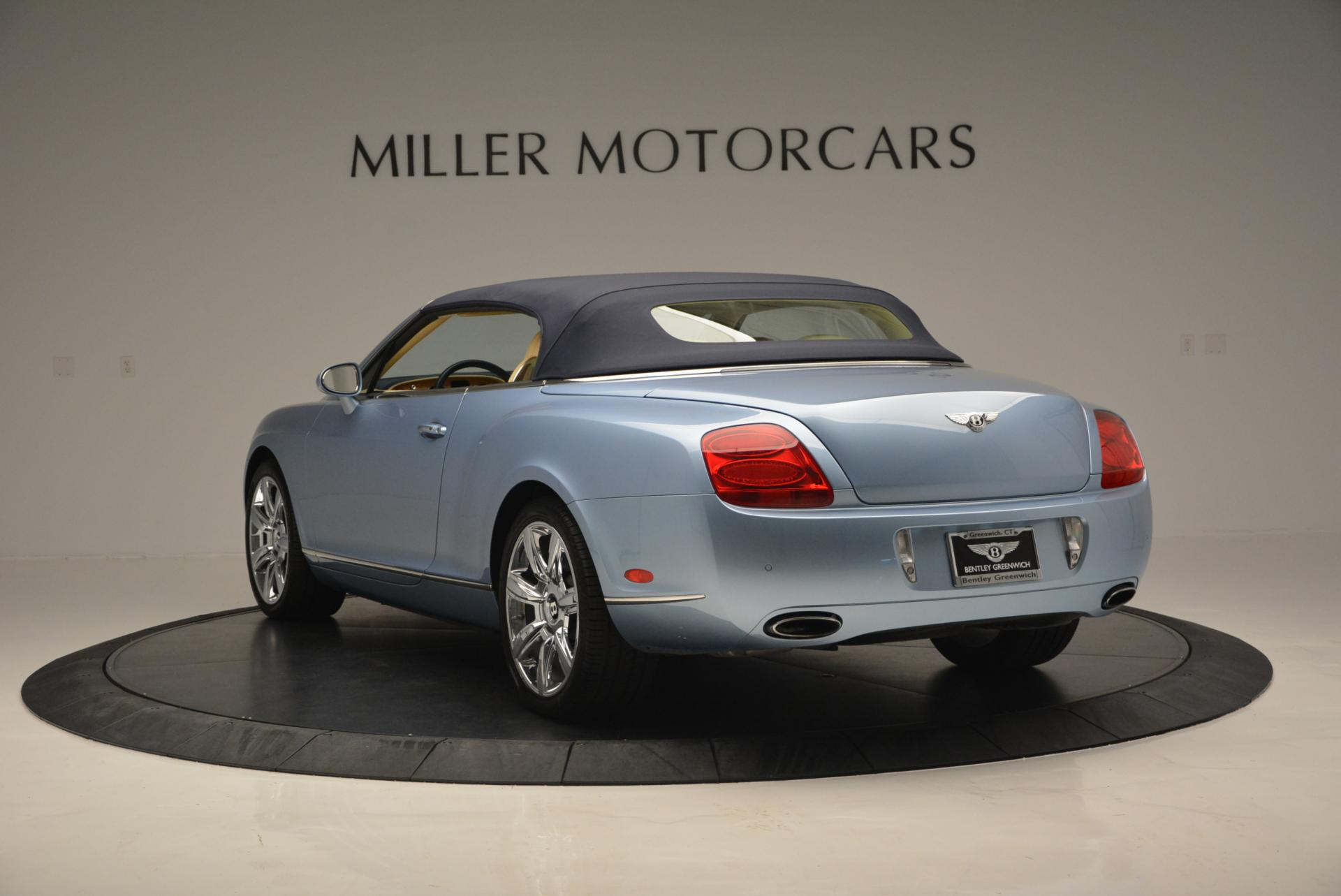 Used 2007 Bentley Continental GTC    Greenwich, CT