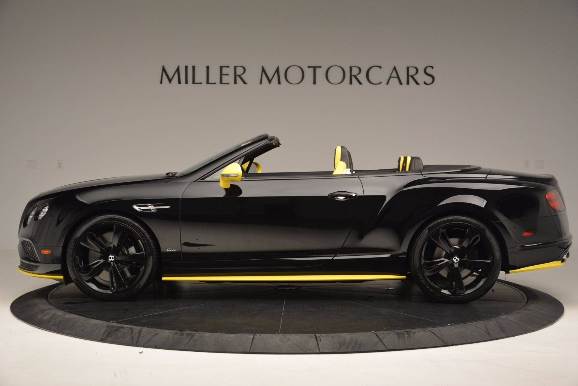 New 2017 Bentley Continental GT Speed Black Edition Convertible  | Greenwich, CT