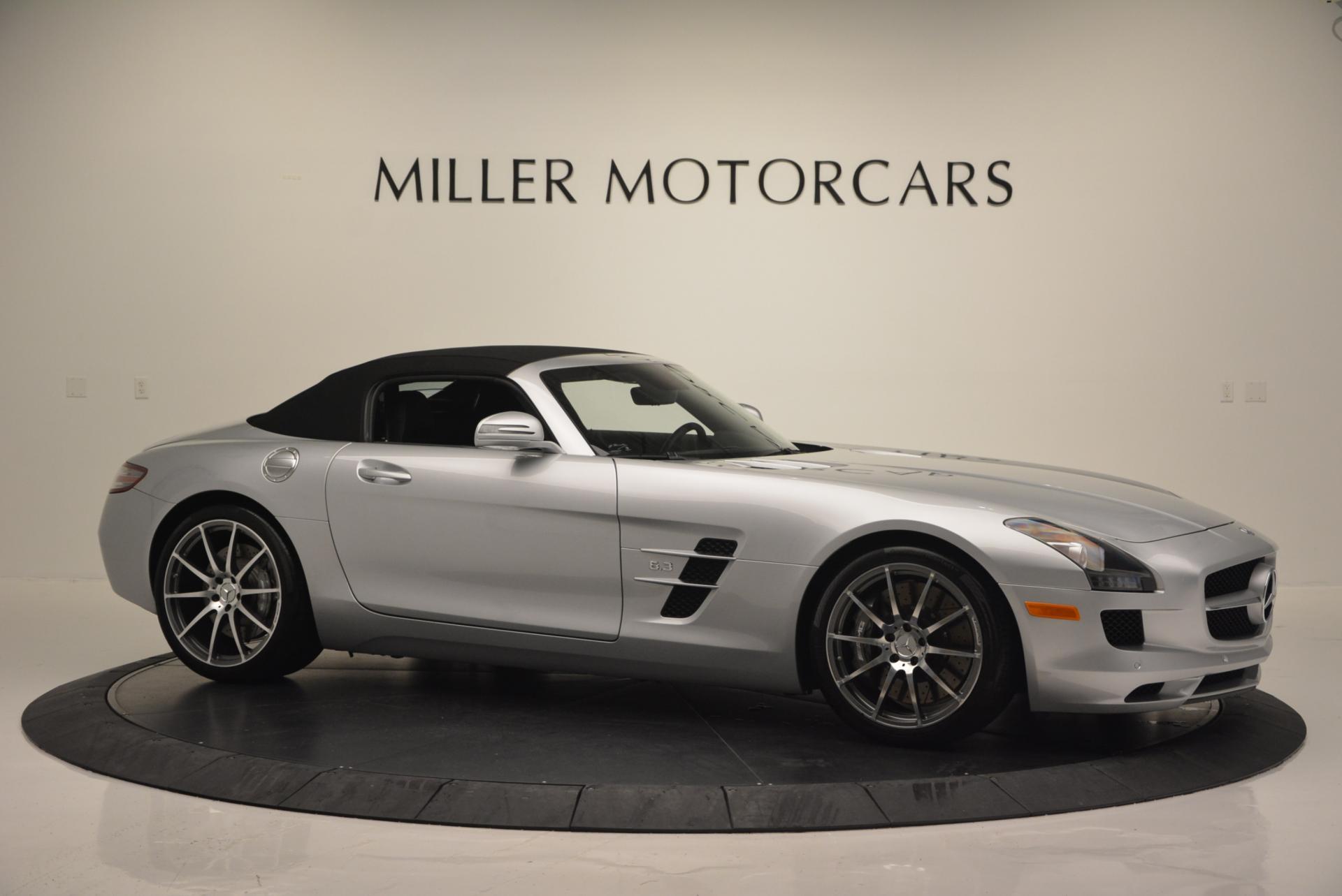 Used 2012 Mercedes Benz SLS AMG   Greenwich, CT